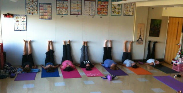 RVHS Karma Yoga Club.