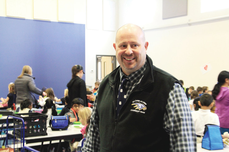 Richard Barrett is the executive director of SkyView Academy in Highlands Ranch. The charter school opened in 2010 in the old Home Depot site just west of Walmart at Quebec and C-470 with 518 students in grades pre-K-5. It now has more than 1,200 students through the 12th grade.
