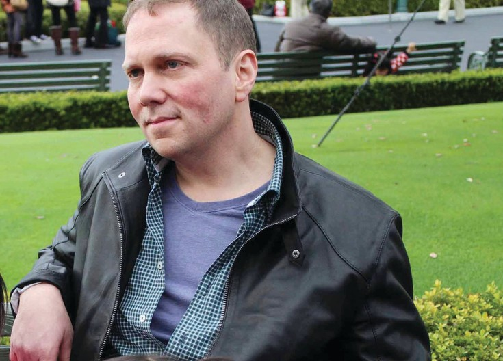 Dav Pilkey, author of the Captain Underpants and Dog Man series, will be at the historic Elitch Theatre on Sept. 24.