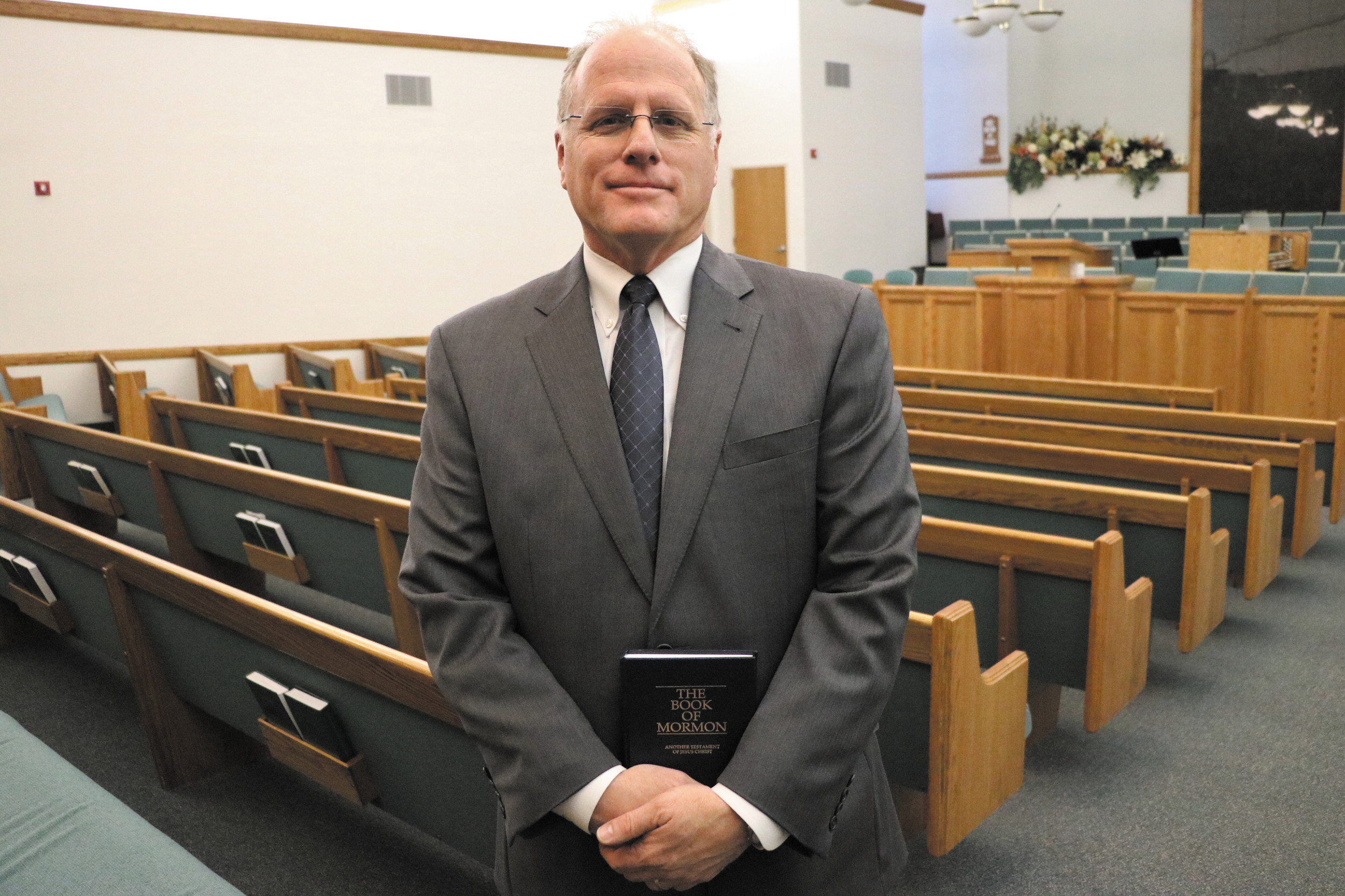 Mormons take a journey both outward and inward
