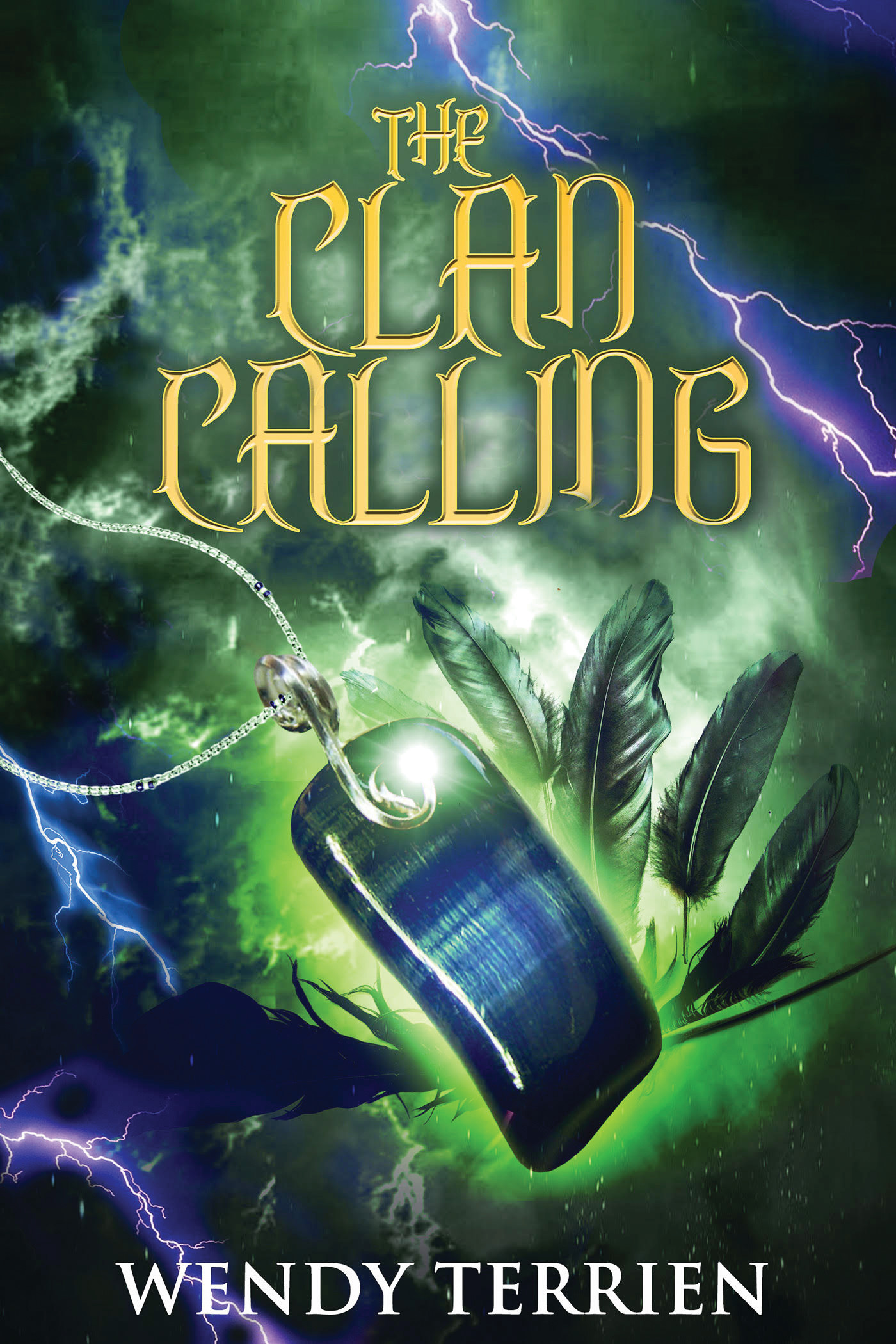"""The Clan Calling"" by Wendy Terrien was published in August and continues the Jason Lex Adventure Series."