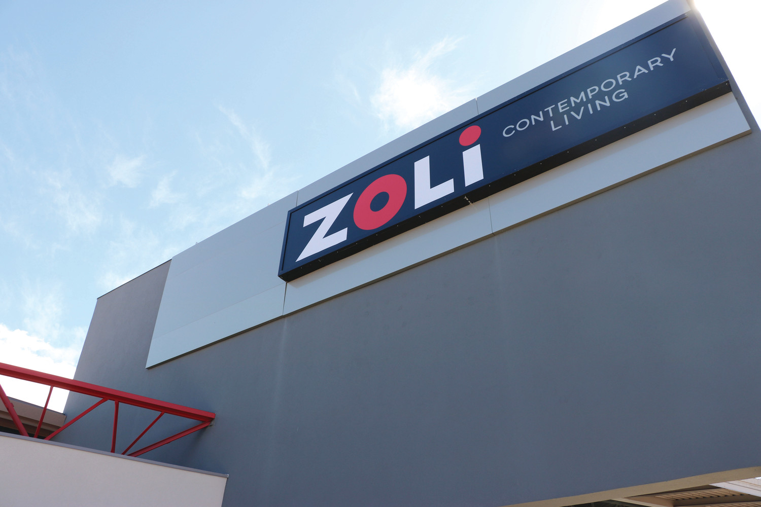 A family-owned furniture store on the corner of County Line Road and Colorado Boulevard got a new name in early September. Danish Design International, which had a Roche Bobois showroom, is now ZOLi Contemporary Living.
