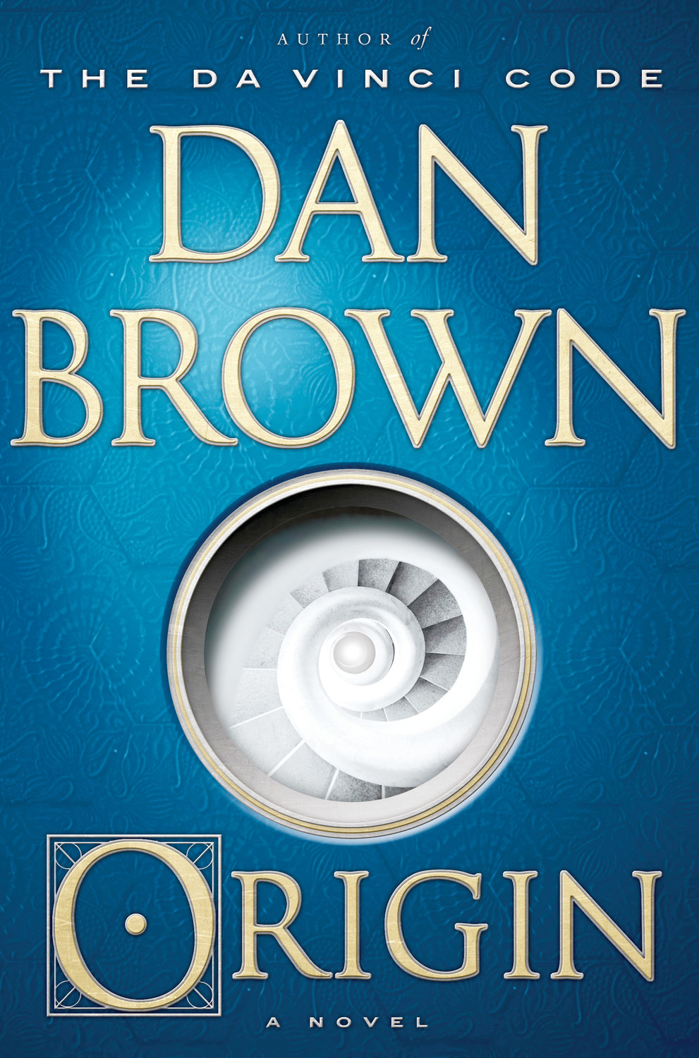 "Dan Brown's new book, released Oct. 3, is ""Origin,"" set in Spain."
