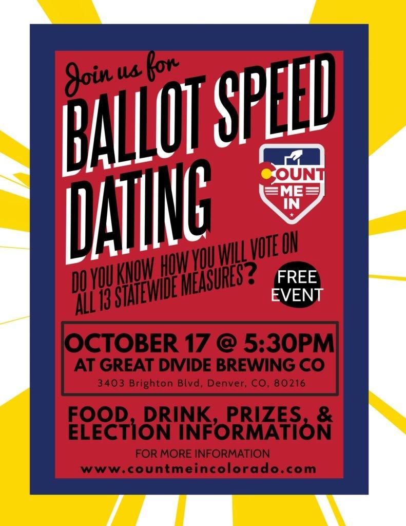 Speed dating denver co