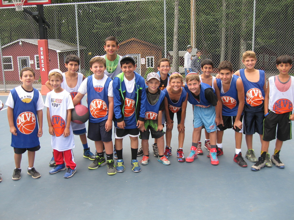 At Camp Seneca Lake, every player was a MVP | The Jewish