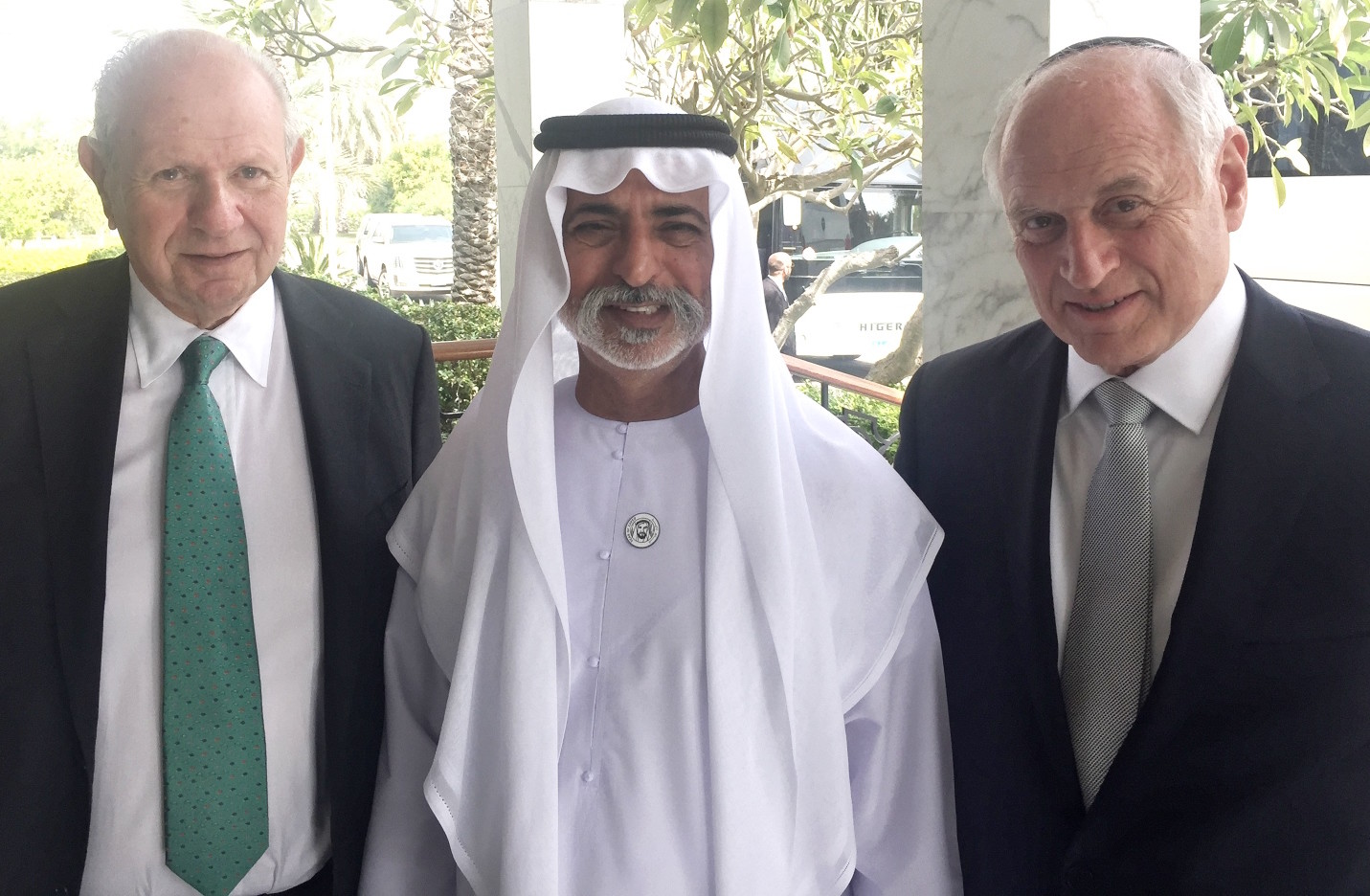 US Jewish leaders see ally in Emirates