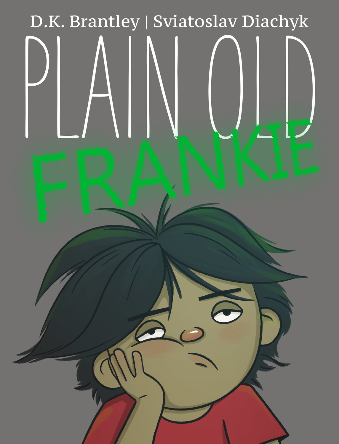 Frankie, the son of two classic movie monsters, dreams of being anyone or anything other than plain old Frankie. But is he really all that plain?
