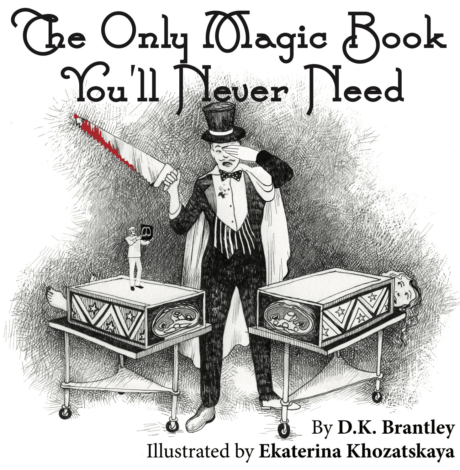 WARNING: This book is not for the faint of heart, weak of knee, incontinent of bladder, or student of Hogwarts.