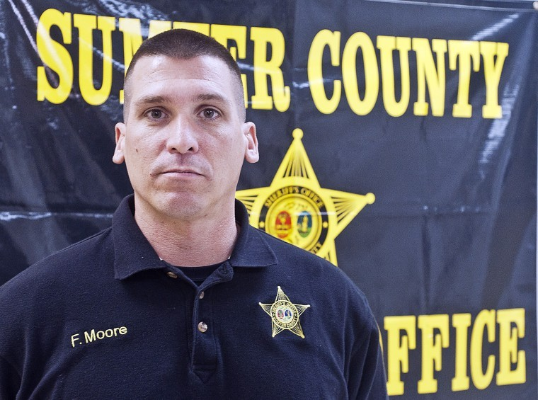 Sumter County Sheriff's Office gets new pilot, advantage