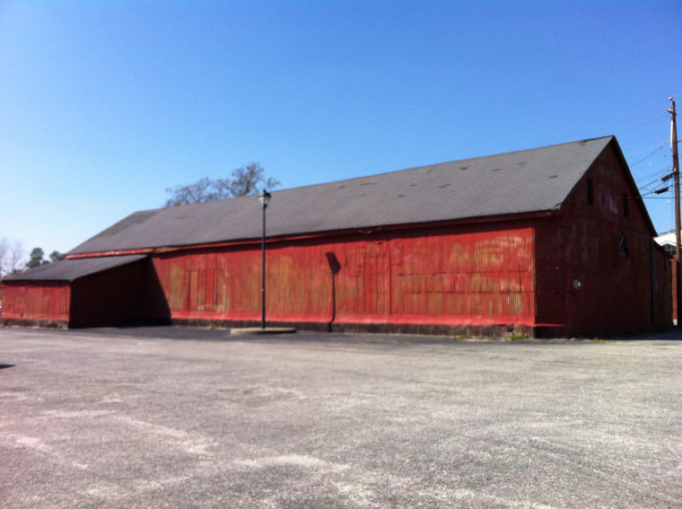 city plans fresh start for 39red barn39 the sumter item With big red barn furniture