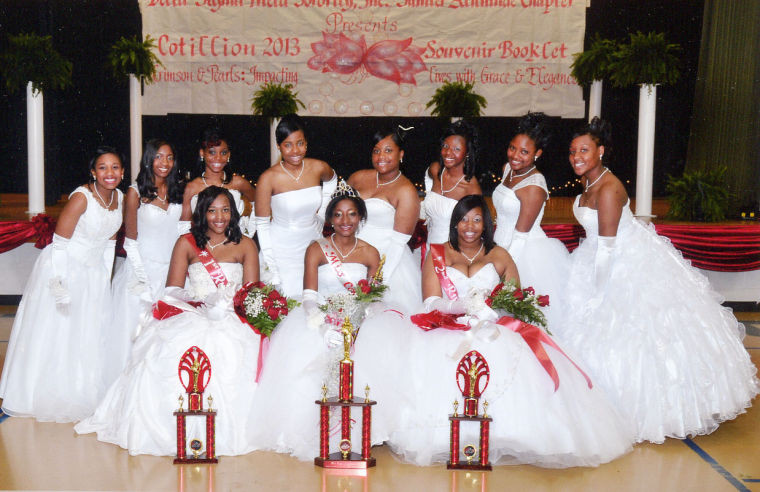 Sumter Alumnae Chapter Of Delta Sigma Theta Sorority Inc Presented Eleven Pearls Of Royalty