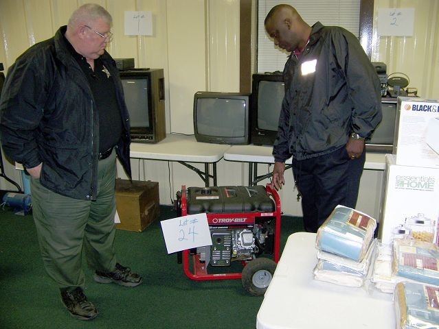 Sheriff's office to sell seized, unclaimed property | The