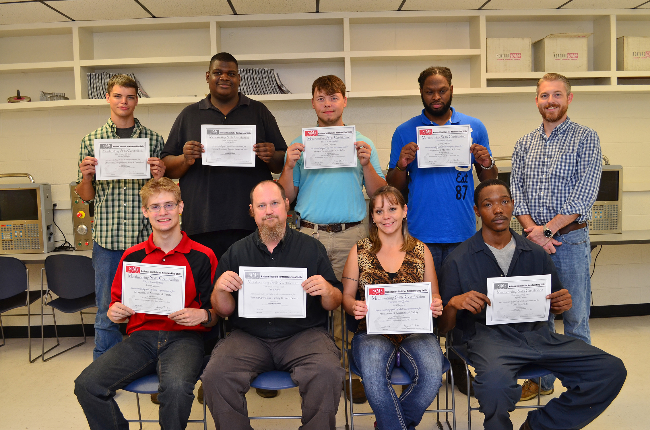 CCTC students earn national credentials | The Sumter Item