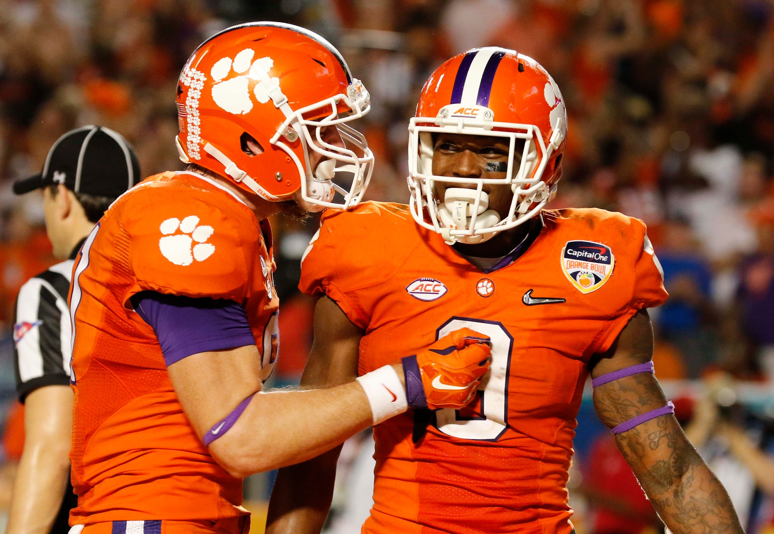 Clemson, Alabama are last teams standing in college ...