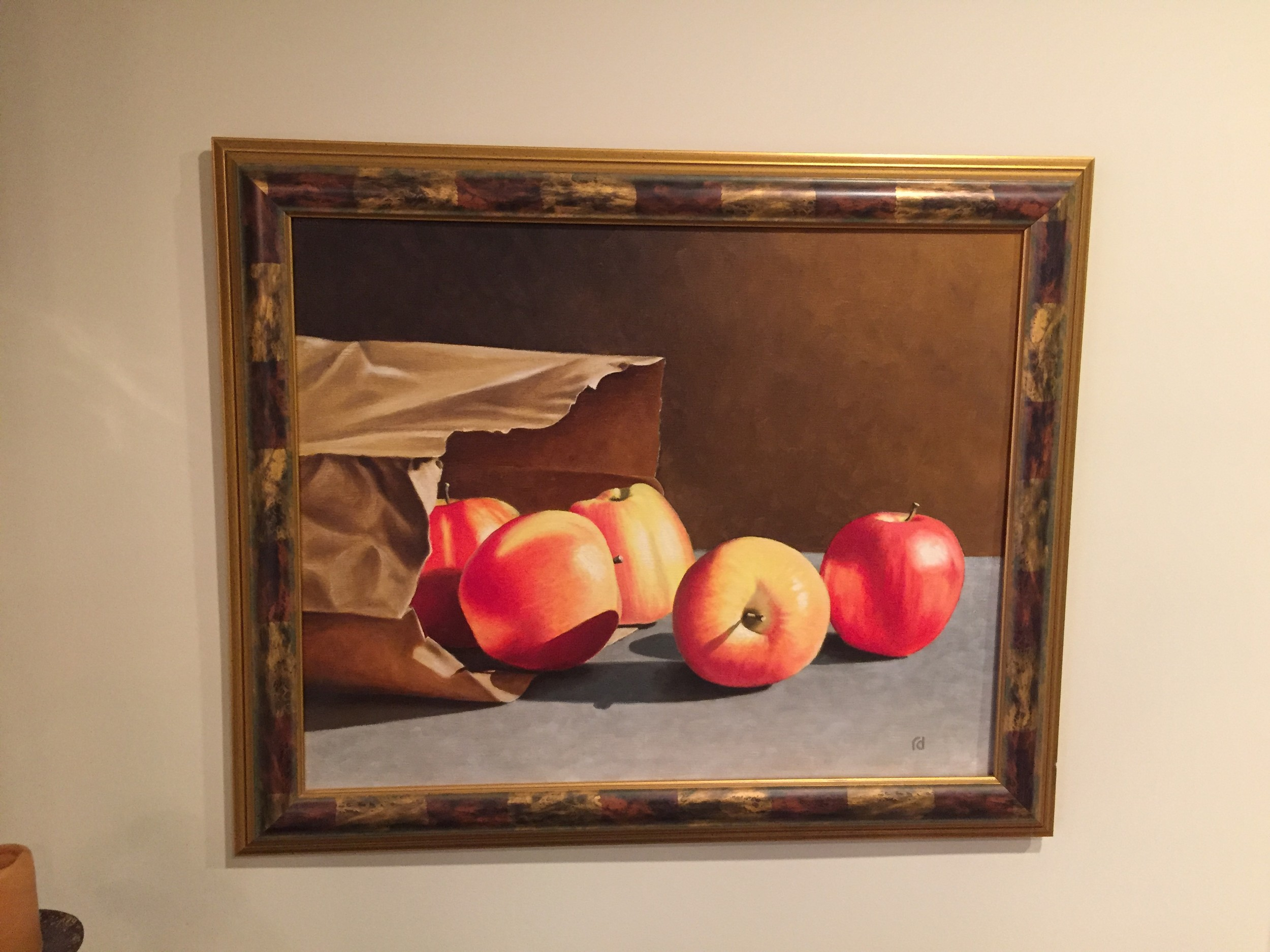 he ll be missed from this world the sumter item this still life painting in the collection of the sumter item publisher jack osteen shows davenport s