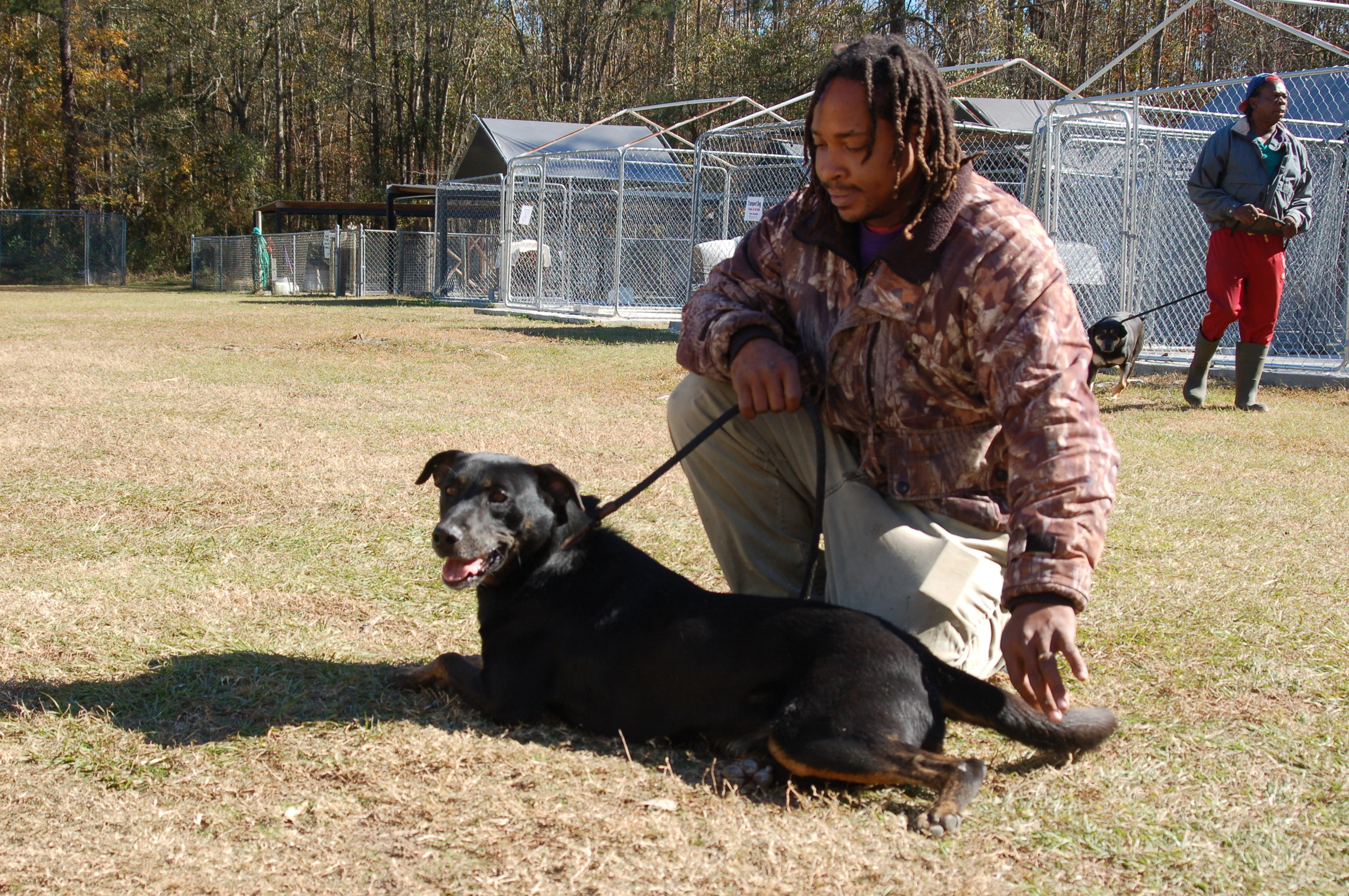 Animal shelter workers cope with 'compassion fatigue ...  |Animal Rescue Worker