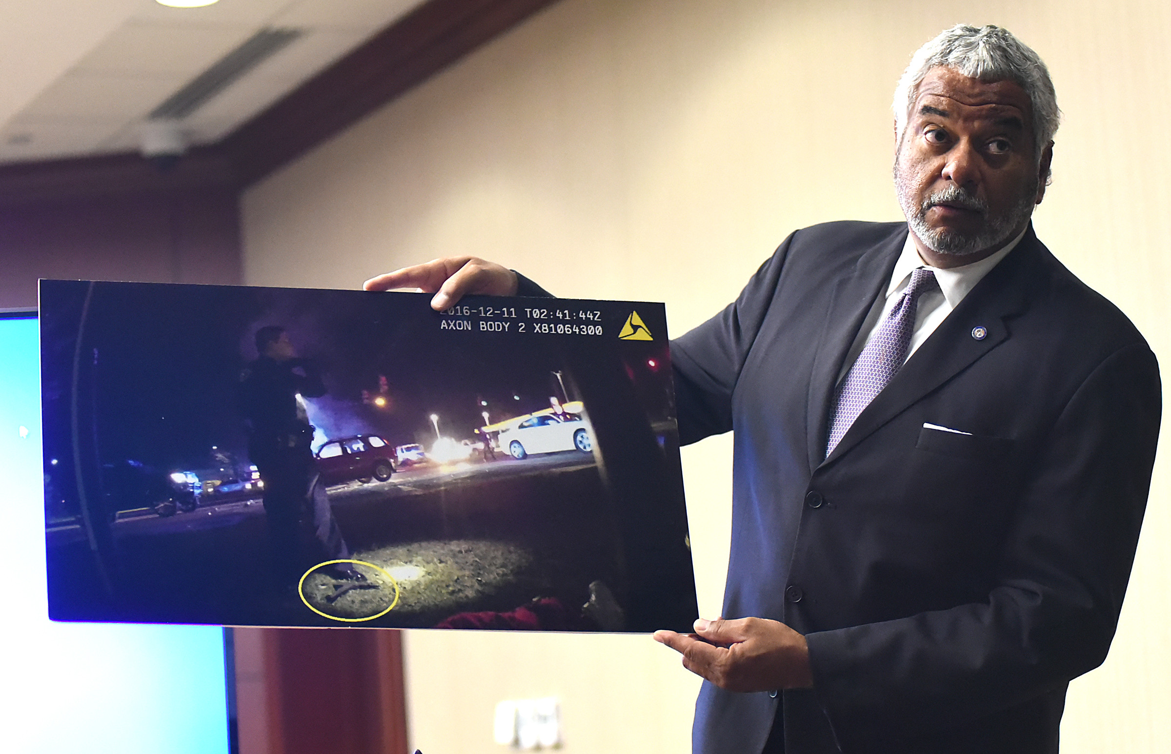Family sees video of police shooting; will continue lawsuit