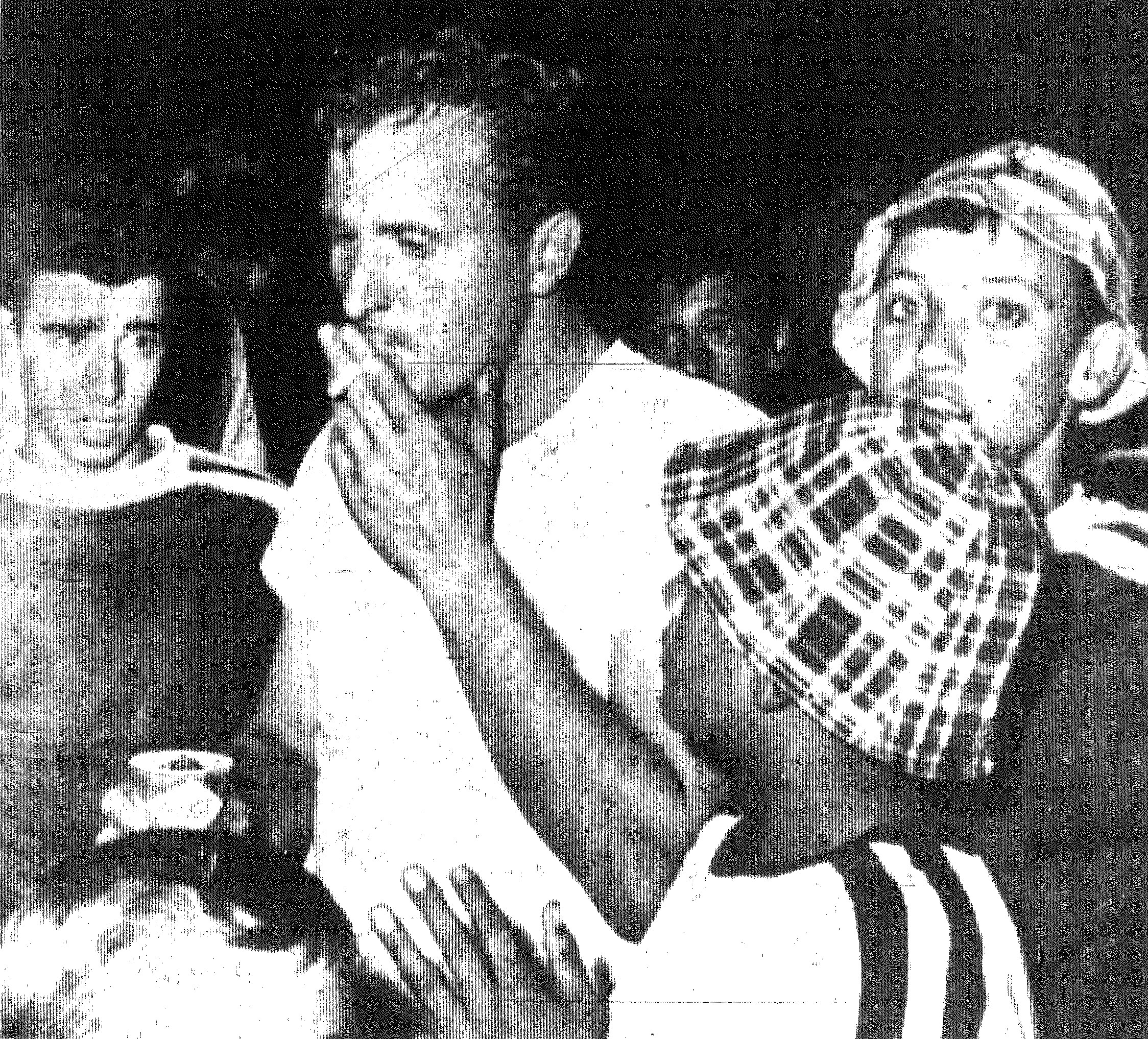 1967 - Jimmy Hatchell is surrounded by fans after the driver won the late model main event at Sumter Raceway on Saturday night. Hatchell also set a new track record during time trials by touring the oval in 18.8 seconds.