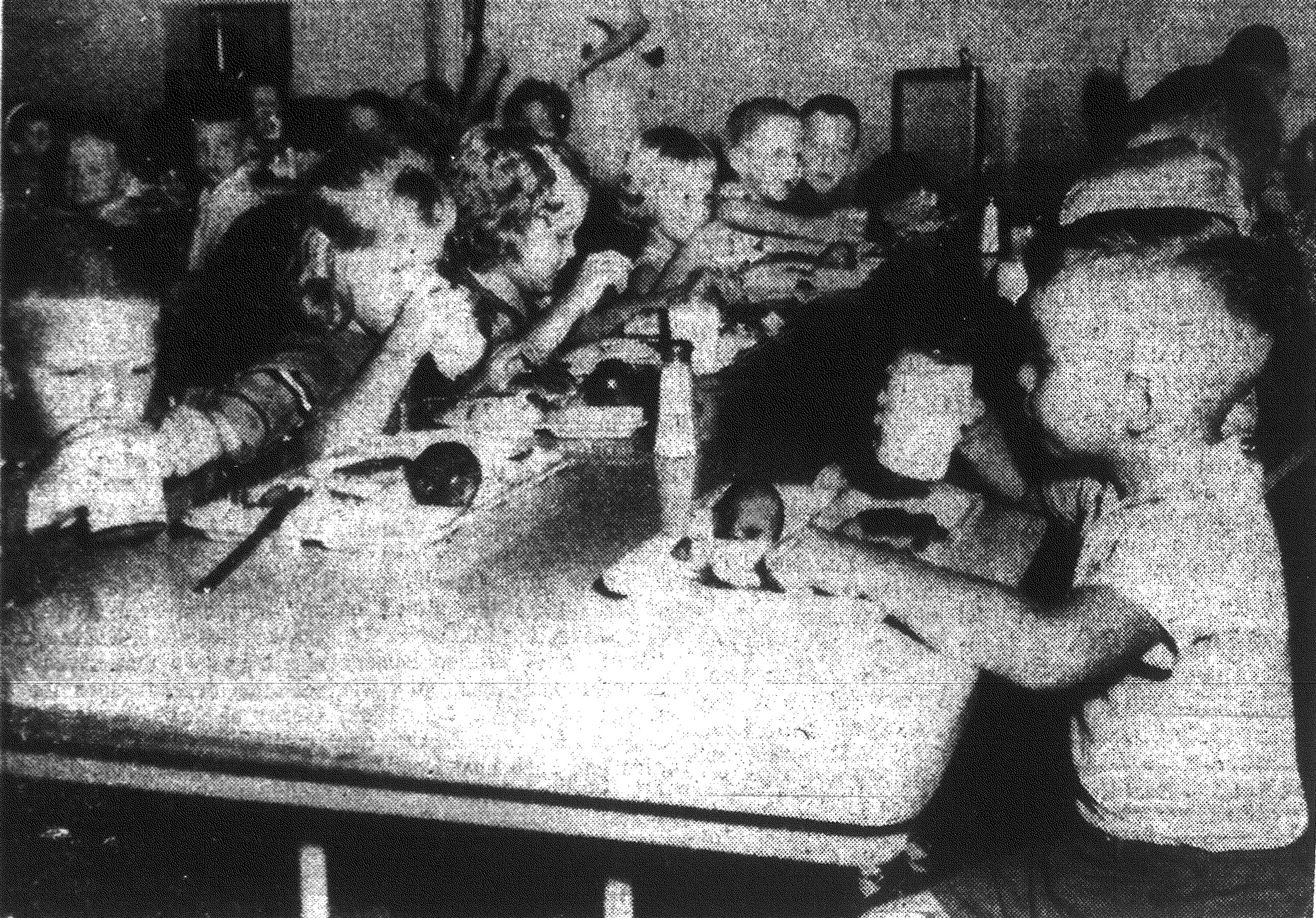 1967 - These growing schoolchildren will be among thousands who'll eat more than 2 million meals at Sumter County school cafeterias during the coming year.