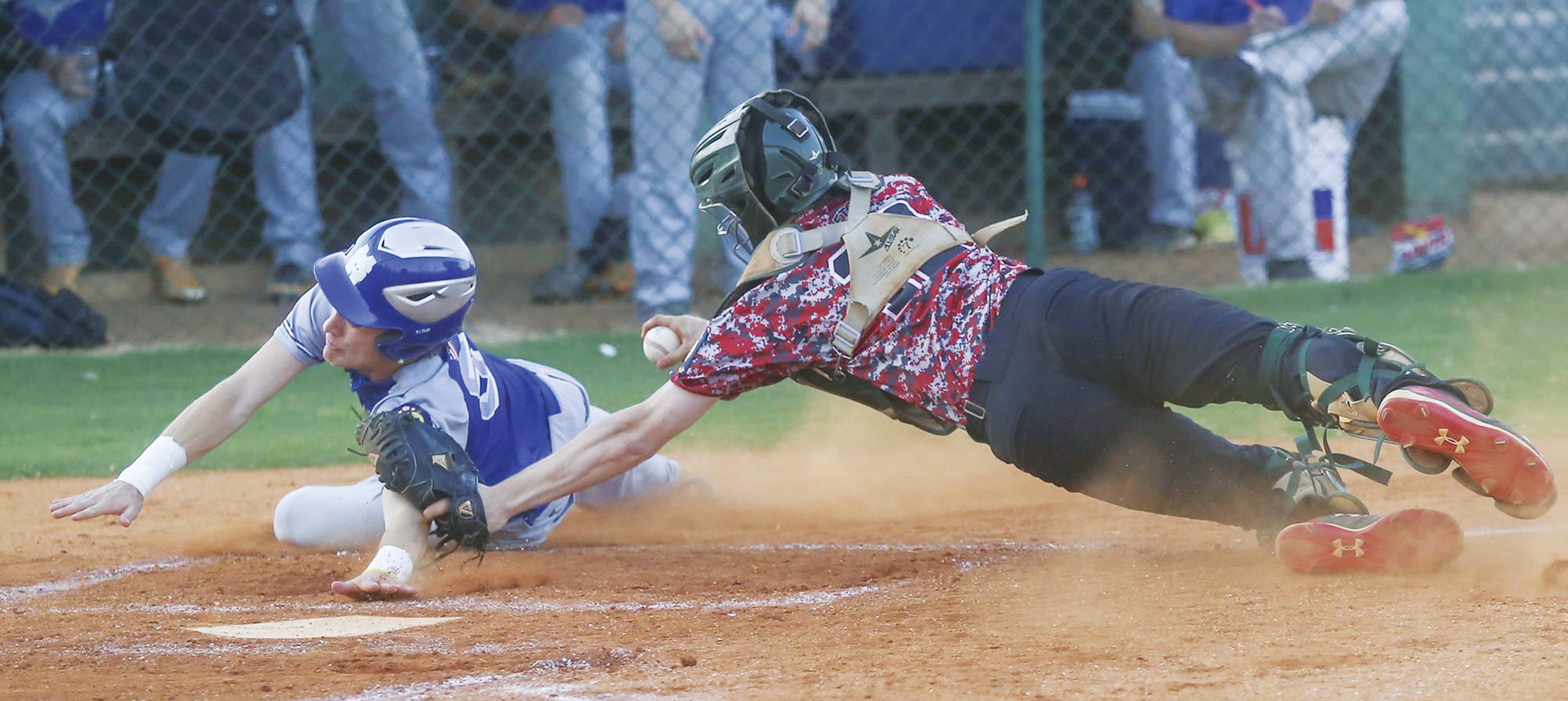 Manning-Santee Post 68's Morgan Morris, shown sliding into home, is one of several returning players from last year's 7-10 team that reached the American Legion state playoffs. Manning opens its season on Tuesday against Dalzell-Shaw.
