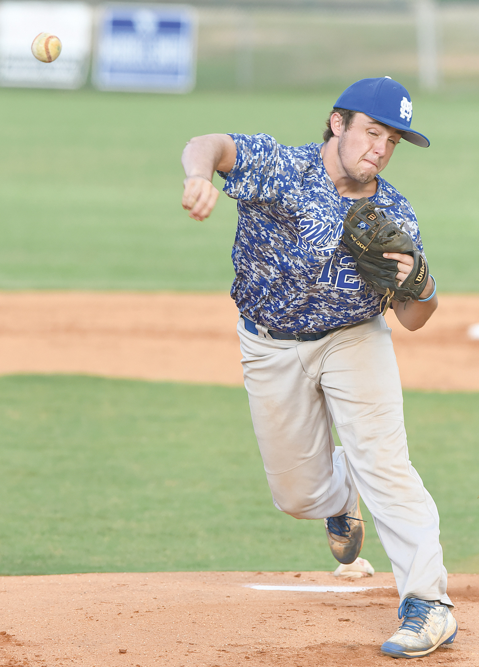Manning-Santee's Braydon Osteen will get the start tonight as Post 68 opens up its first-round state playoff series on the road at Conway High School against Horry Post 111.