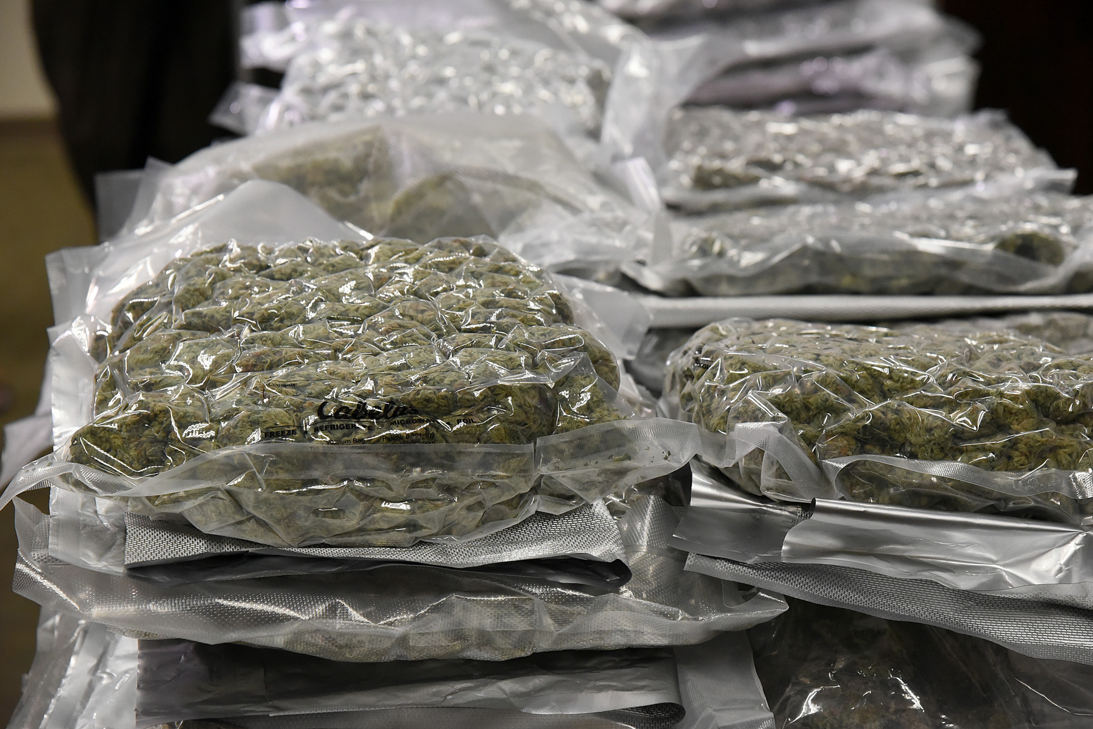 60 Pounds Of Pot Seized The Sumter Item