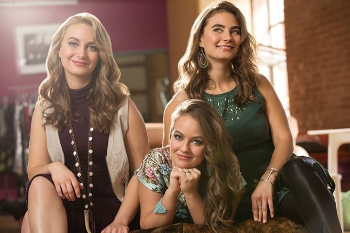 The Quebe Sisters, who all sing and play fiddle, bring their traditional Texas roots music to the Sumter Opera House on Oct. 13.