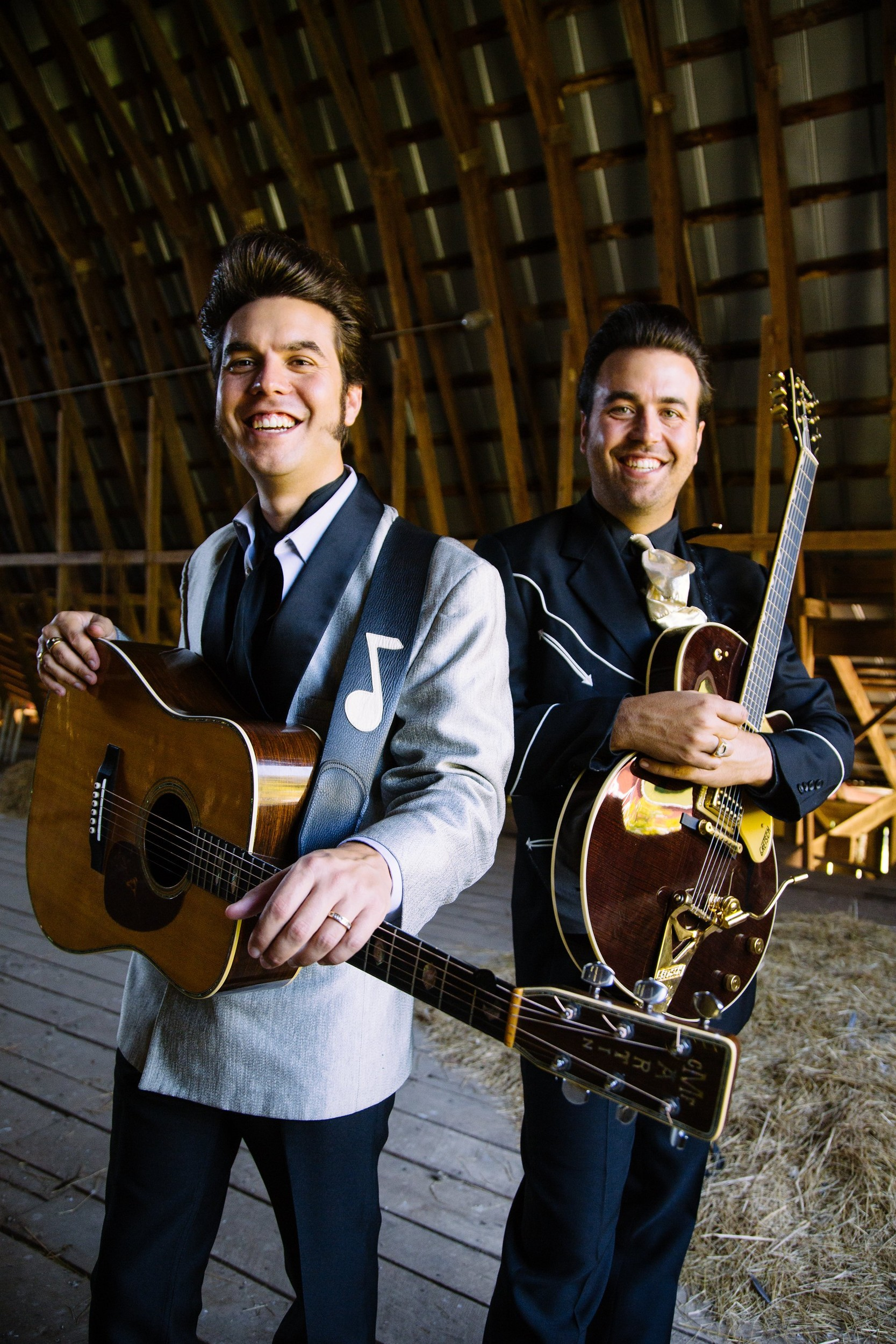 Christopher and Taylor Malpass, the Malpass Brothers, who hail from eastern North Carolina, will appear on a double bill with the Quebe Sisters at the Sumter Opera House on Oct. 13. Sumter Cultural Manager Seth Reimer continues to add nationally known acts to the Opera House's 2017-18 Main Stage Series.