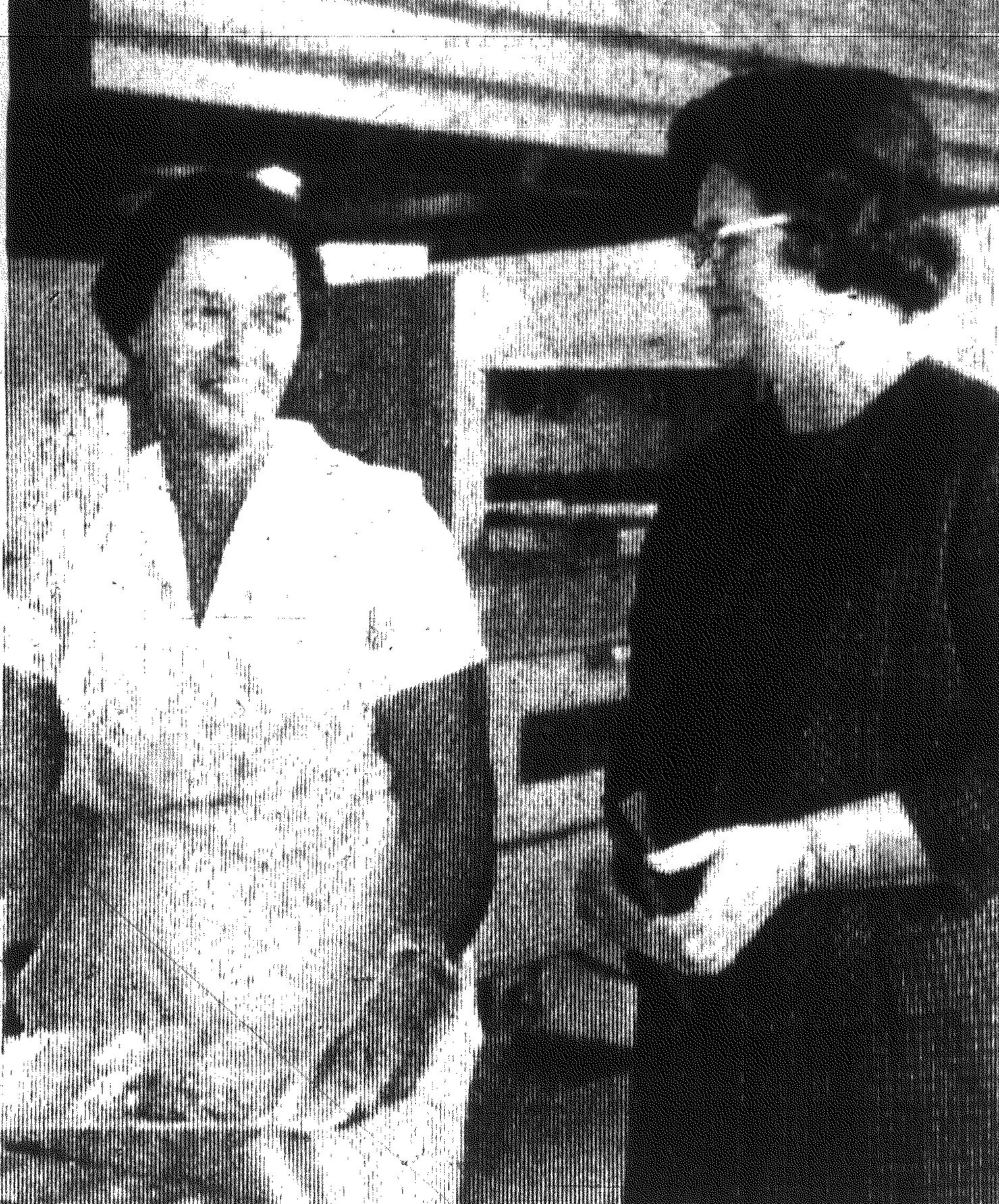 1967 - Preparing 350 turkey dinners is no small task; but Mrs. Emily Boyce; lunchroom manager at Cherryvale School; left; did just that yesterday with her staff of five who help her in the new school's modern kitchen. Here she chats with Louise F. Player; Sumter County school lunch supervisor; who dropped by yesterday to sample Cherryvale's dinner; which was served in observance of National School Lunch Week.