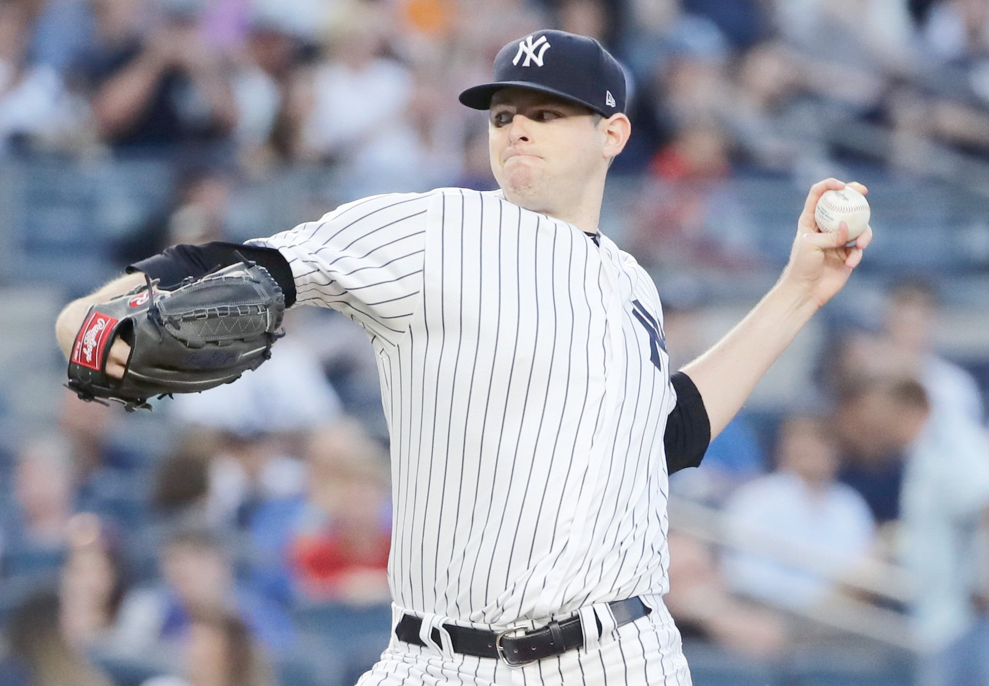 Sumter native and New York Yankees starting pitcher Jordan Montgomery talked with Justin Driggers of The Sumter Item about his first half-season in the Major Leagues that saw him go 6-4 with a sub 4.00 earned run average.