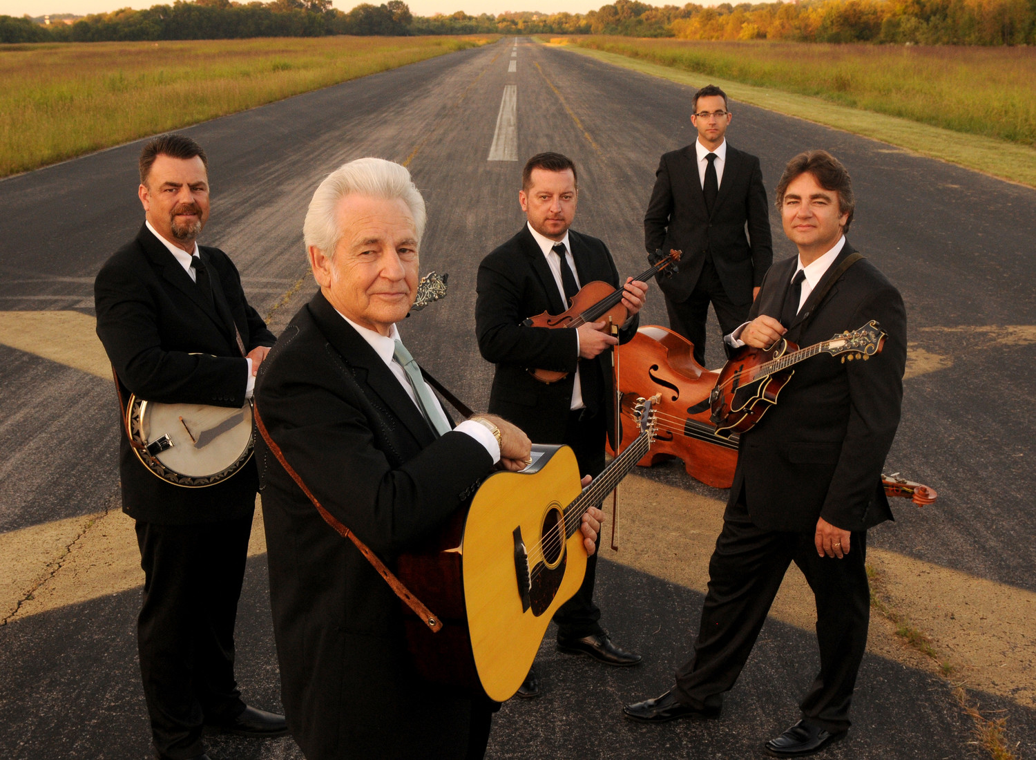 The Del McCoury Band will close out the 2017-18 Main Stage Series on March 24, 2018. Those who become members of the series will get numerous perks, including the ability to get tickets early and opportunities to meet many of the performers.