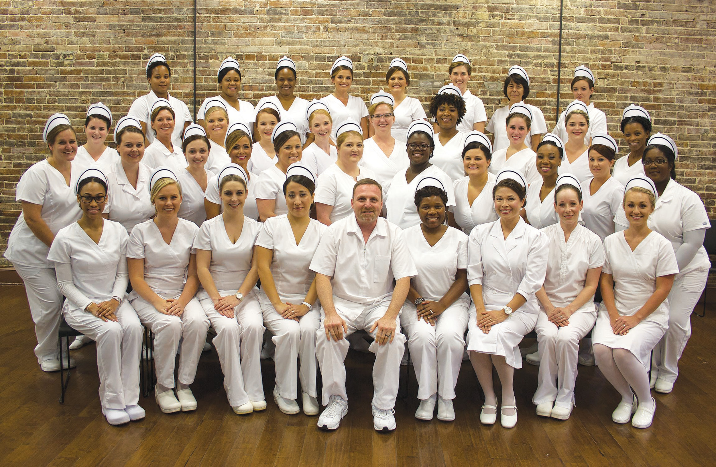 Central Carolina Technical College pinned 38 new nurses at a ceremony held on Aug. 2 at Sumter Opera House.