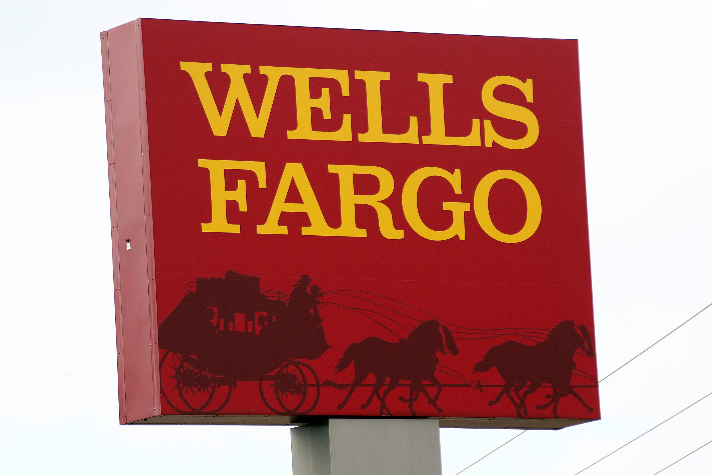 Wells Fargo Reports More Problem Accounts