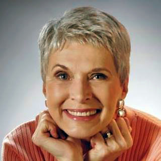 Jeanne Robertson, a professional speaker and humorist, will be on stage April 12, 2018.