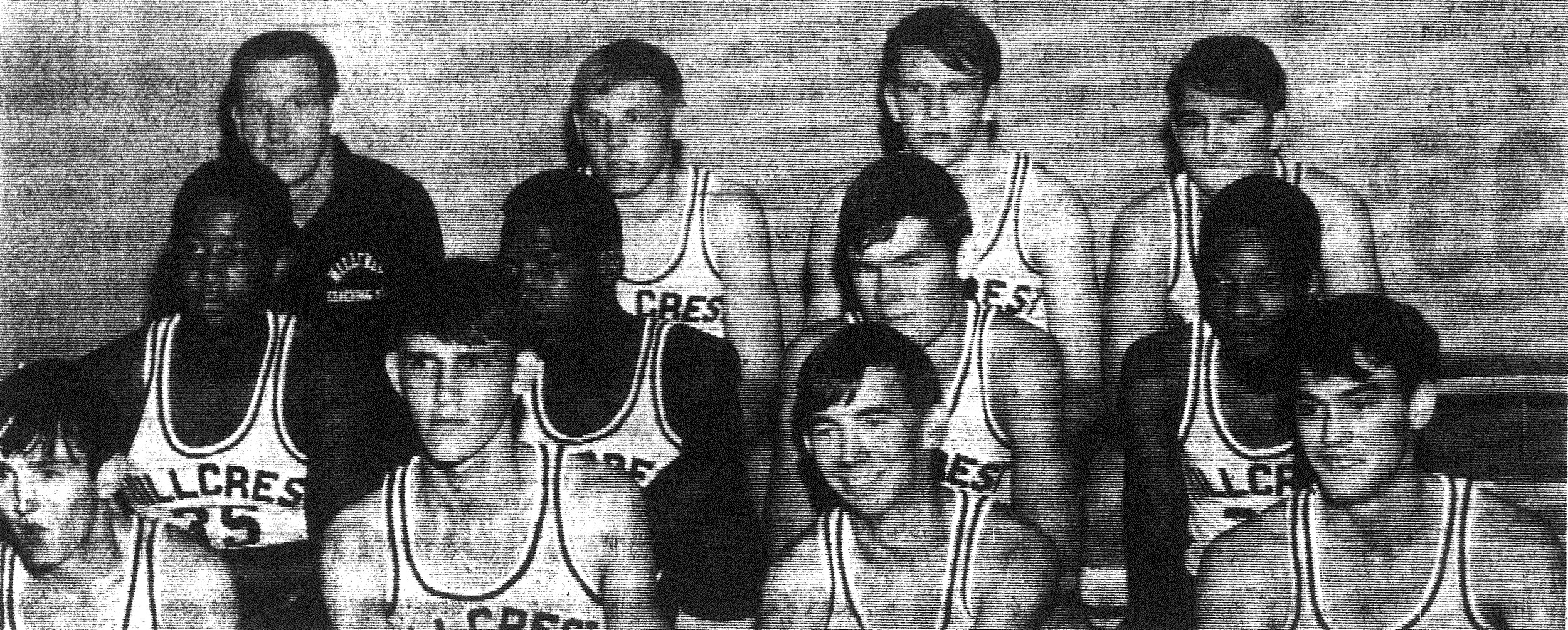 From 1967 - In pursuit of a second straight Sumter Holiday Invitational Championship are Hillcrest's Wildcats, who defeated Sumter 69-48 in the title showdown last year. Coached by Richard Bradham, Hillcrest, 4-1, faces Lower Richland in tonight's first round battle. Winner of that one will tackle the Sumter-Furman winner in a 3:30 tilt tomorrow afternoon.