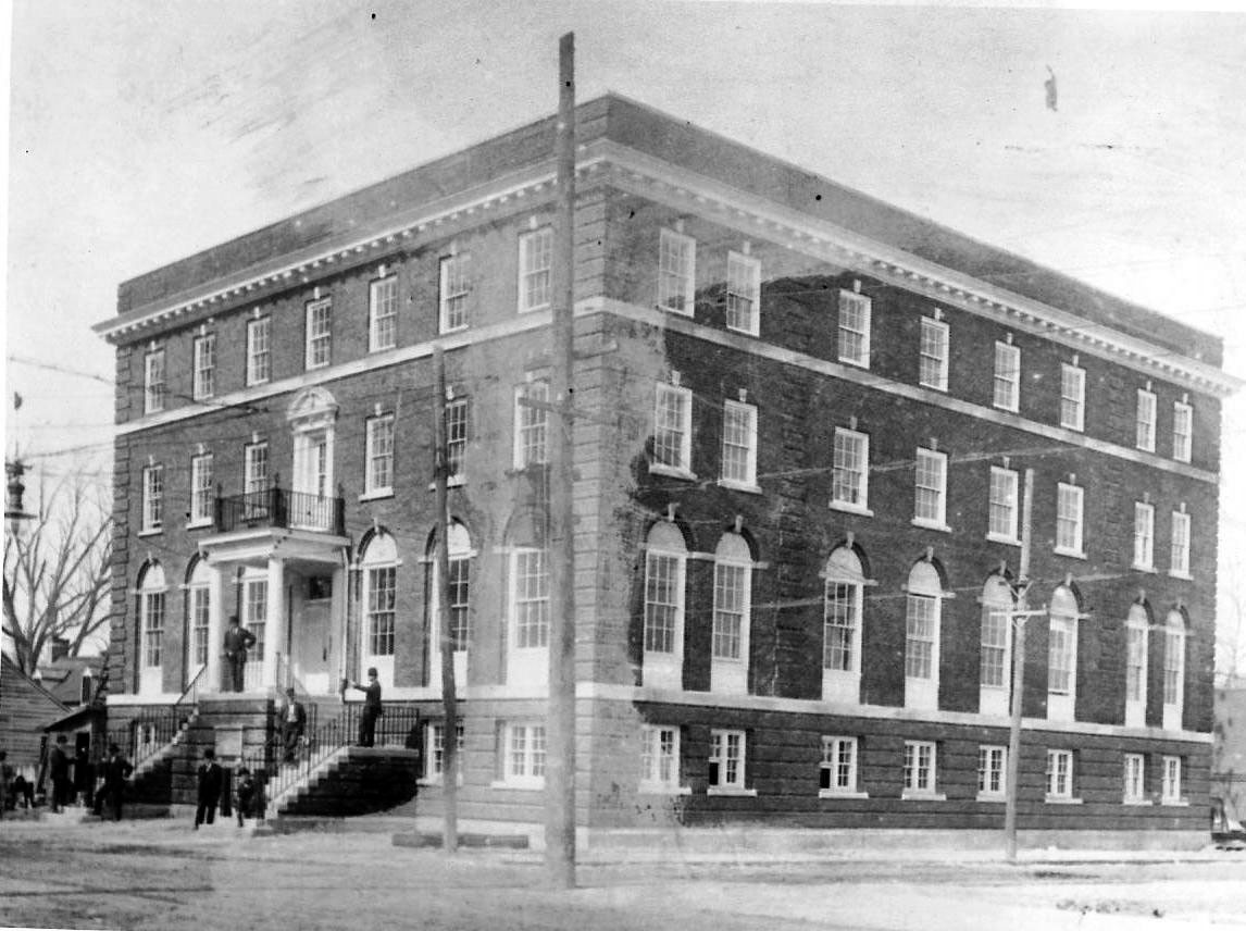 The YMCA was once located on the corner of Sumter and Liberty streets. The YMCA in Sumter was organized in 1910.