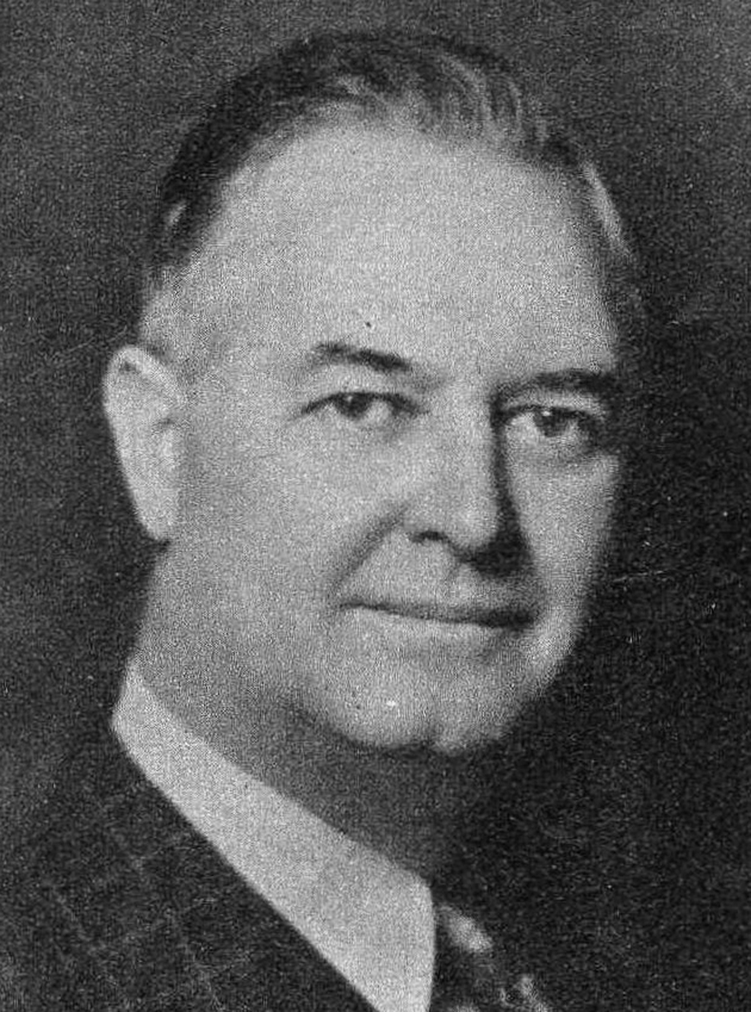 Edwin B. Boyle, president of Boyle Construction Co., mayor of Sumter