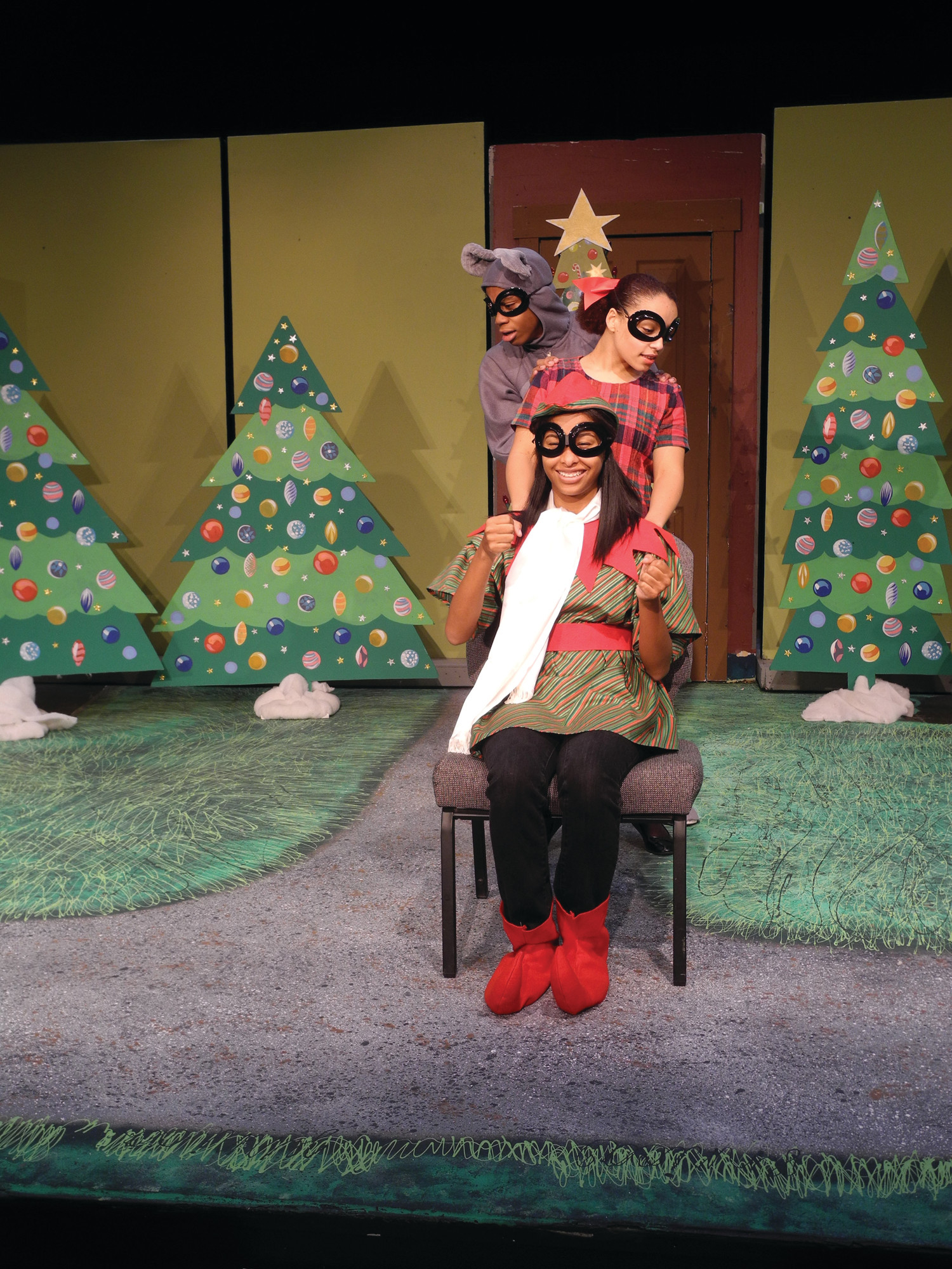 IVY MOORE / SPECIAL TO THE SUMTER ITEMFrom top,