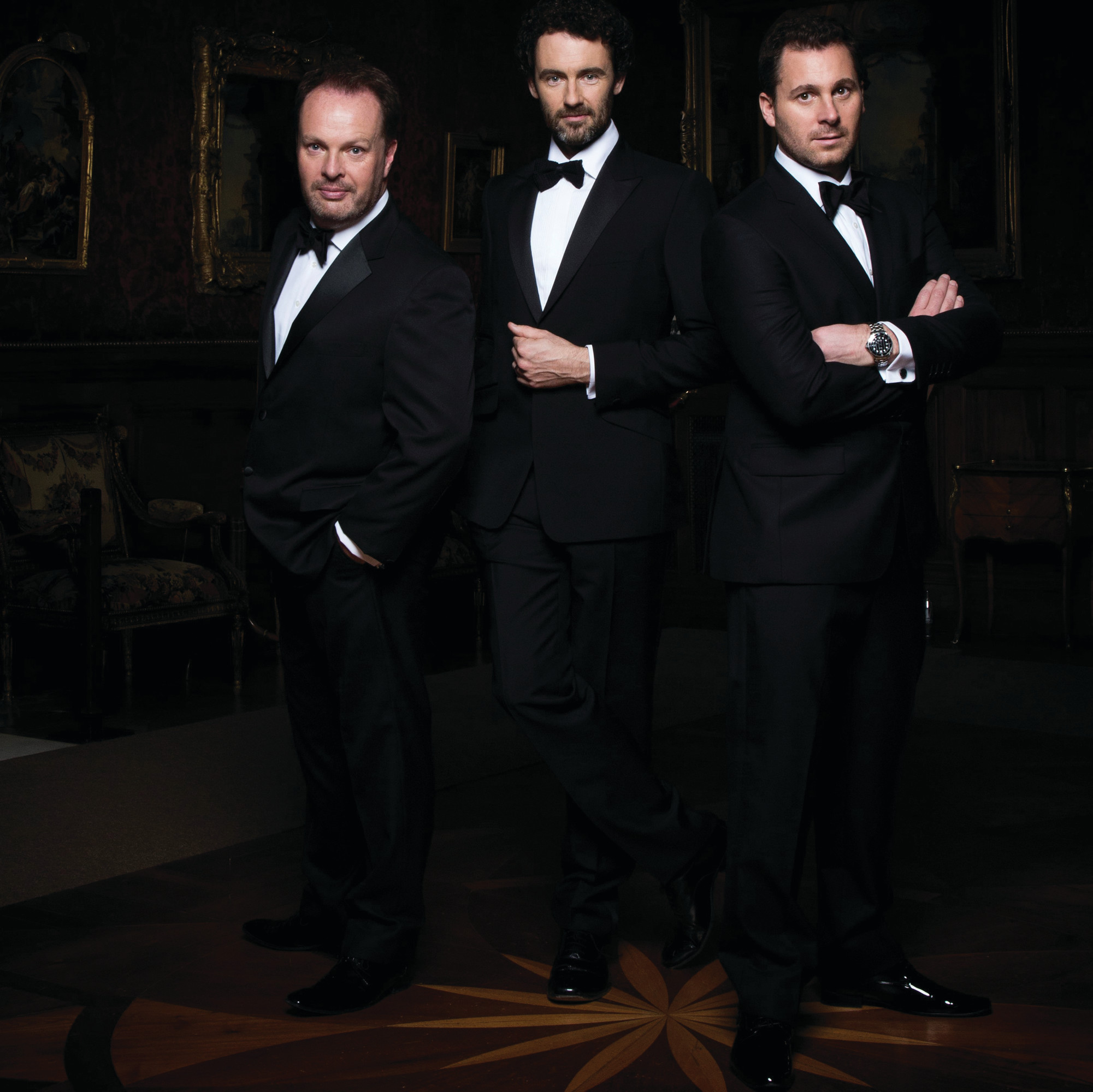 PHOTO PROVIDEDTickets for the Celtic Tenors concert can be purchased online at www.SumterOperaHouse.com or at the box office inside the Opera House.