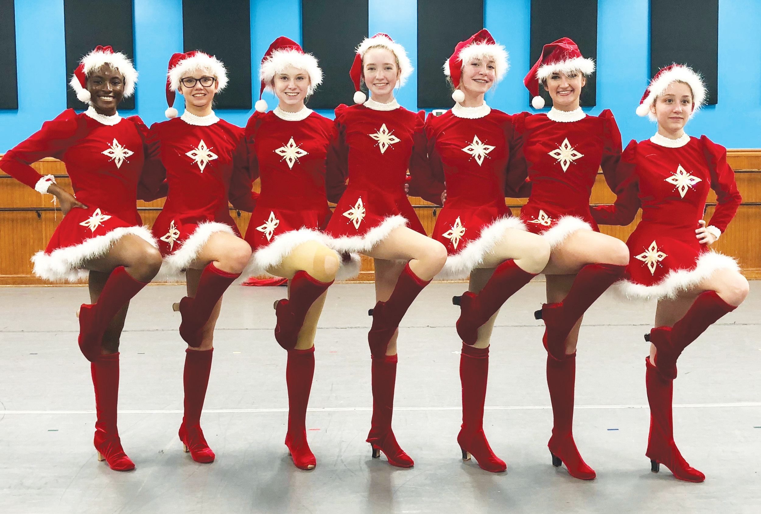 The Sumter Civic Dance Company will present its 23rd-Annual Jingle with the Arts on Friday and Saturday, Dec. 15 and 16, at Patriot Hall.  The Company will perform a kick line in tribute to The Radio City Music Hall Rockettes. Jingle with the Arts, now in its 23rd year, was inspired by the Rockettes' Christmas Spectacular when artistic director and primary choreographer Andrea Freed-Levenson saw the show almost a quarter century ago.