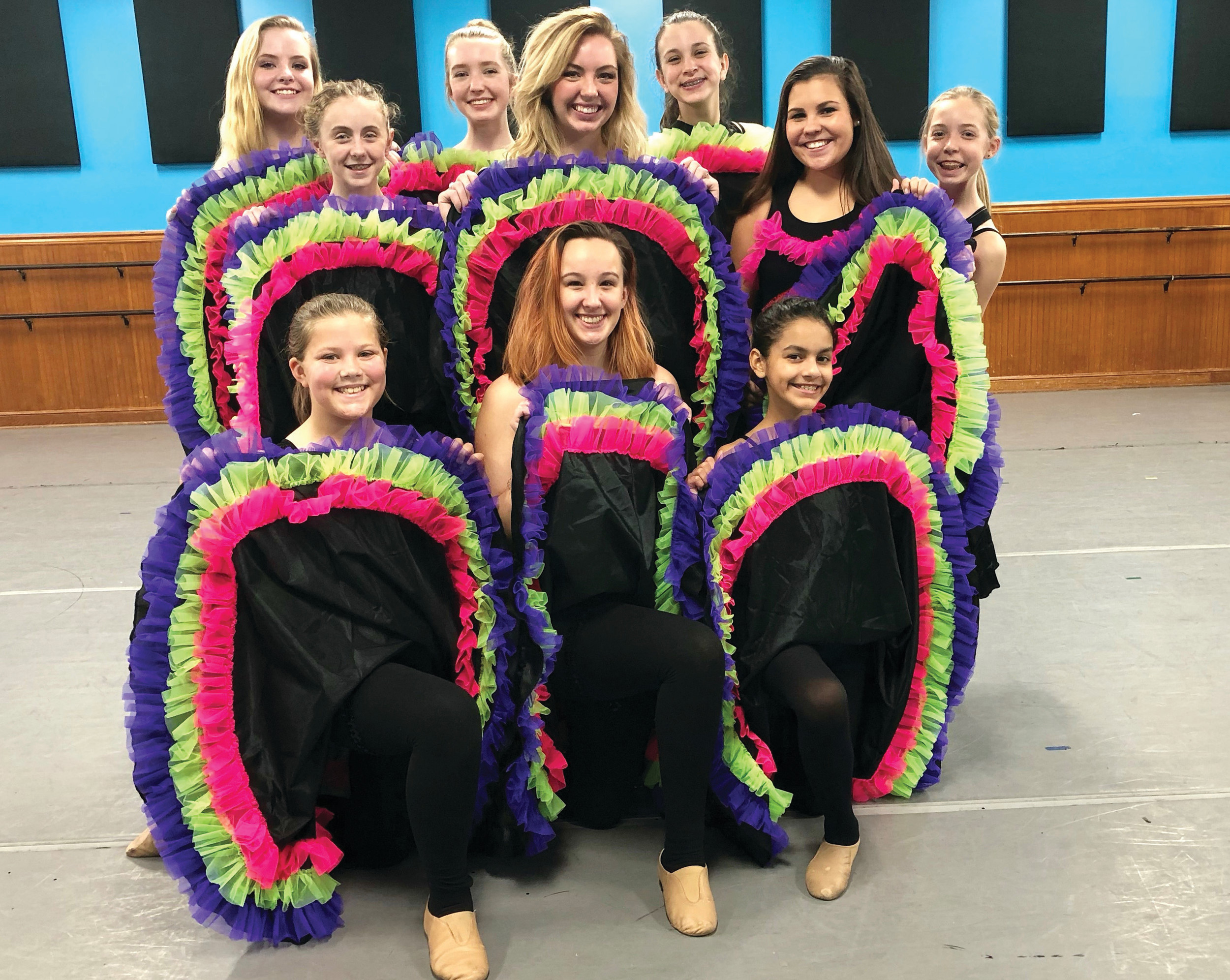 Christmas Can Can, danced by the Sumter Civic Apprentice Company, will open Scene 3, titled Gifts and Toys, of Jingle with the Arts. There will be three performances of the 23rd-annual Christmas show of music and dance, at 7 p.m. Friday and Saturday and a 3 p.m. matinee on Saturday.
