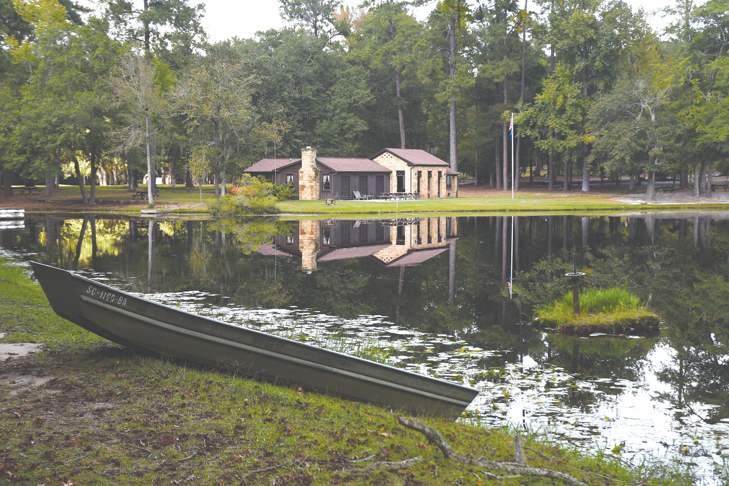 Poinsett State Park is offering a First Day Hike on Jan. 1 from 9 a.m. to 10:30 a.m.