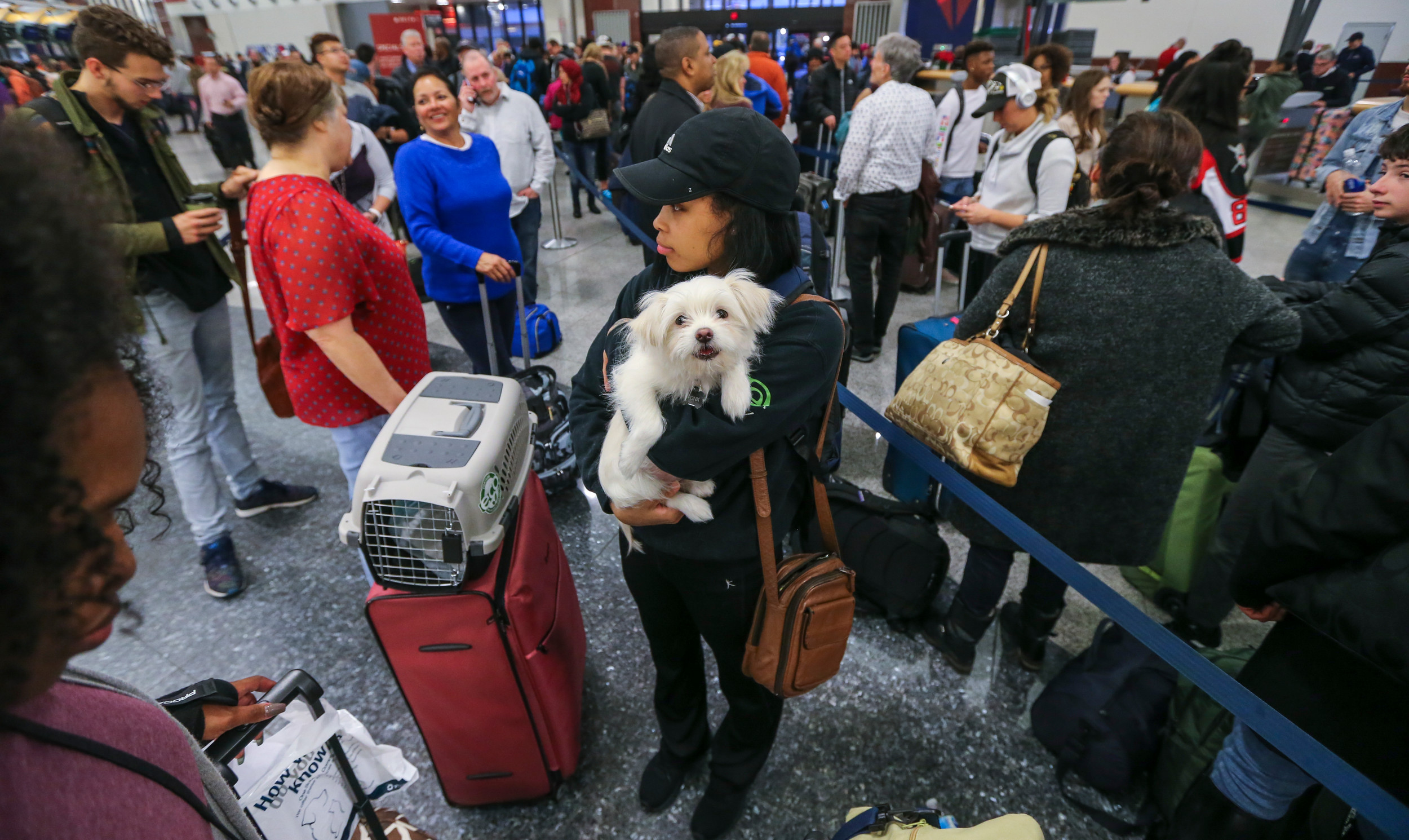 Delta CEO: $25M to $50M Lost in Atlanta Airport Outage