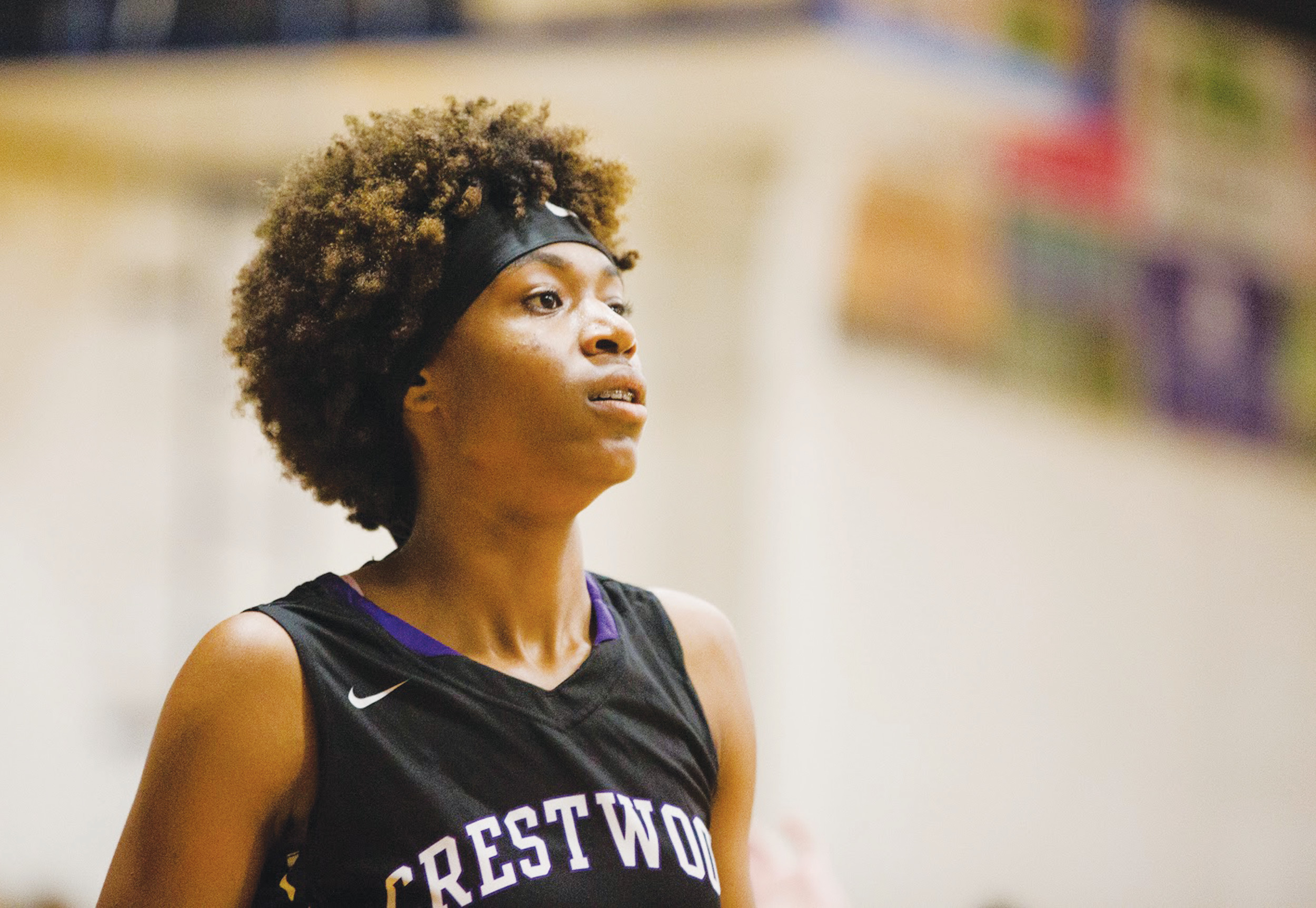 Crestwood High School's Jah-Che Whitfield is among the local players competing in the annual District 9 Officials holiday basketball tournament this weekend at Morris College's Garrick-Boykin Human Development Center.