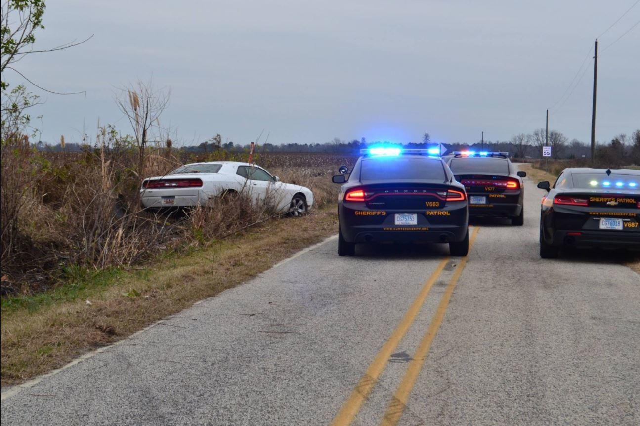 Man who tries to escape Sumter County checkpoint faces drug