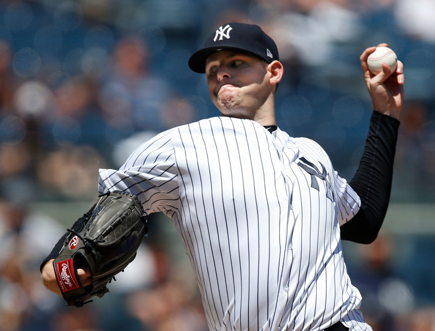New York Yankees starting pitcher Jordan Montgomery is partnering Reach Out & Read Carolinas to help supply books in four Reach Out & Read clinics.