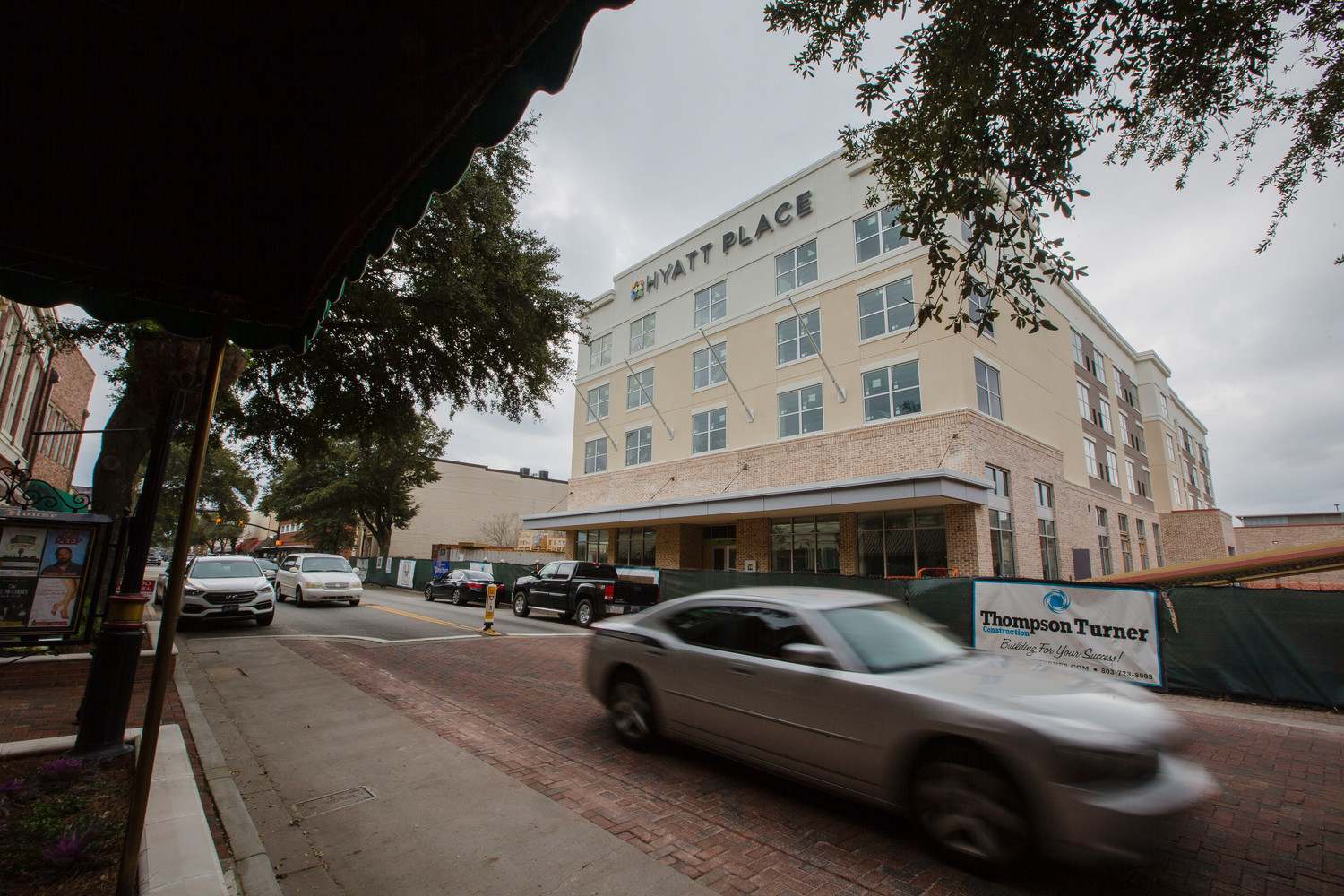 The new Hyatt Place Hotel in downtown Sumter is now taking reservations for as early as July 9.