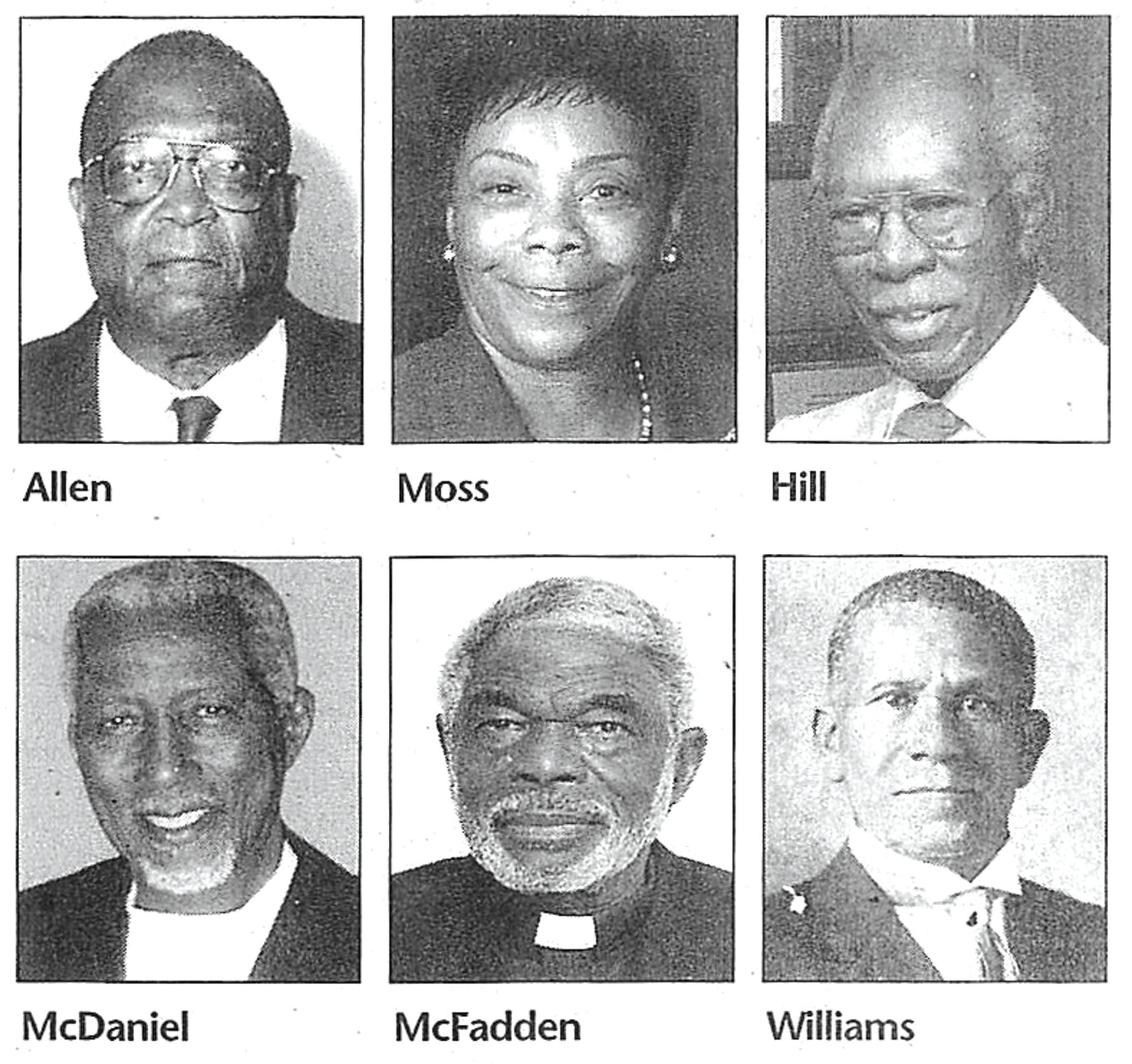 Robert Lee Williams, B. T. Williams' father, was among the 2005 inductees to the Claflin Hall of Fame.