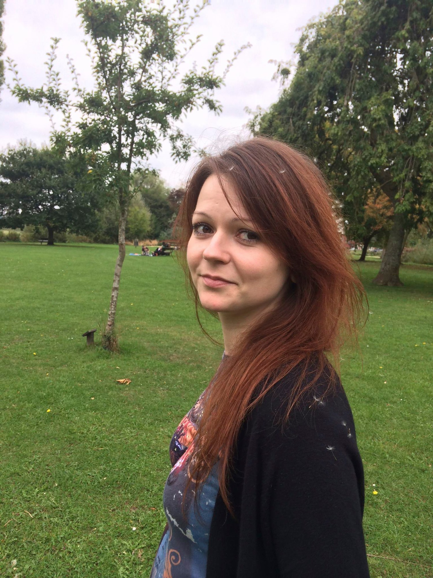 This is an alleged  image of the daughter of former Russian spy Sergei Skripal, Yulia Skripal, taken from Yulia Skripal's Facebook account on Tuesday.