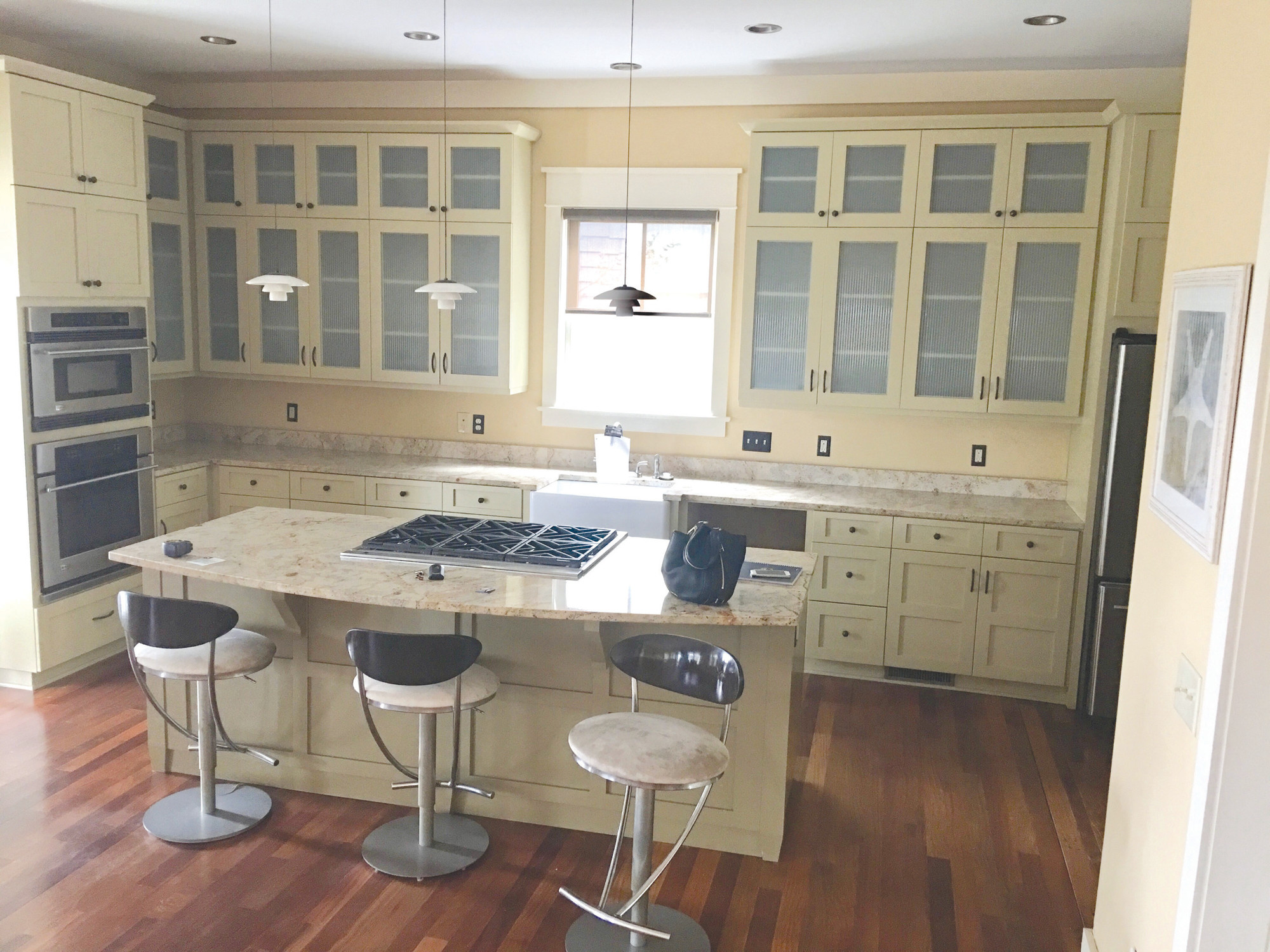neutrals are still trending in sumter for kitchen paint color